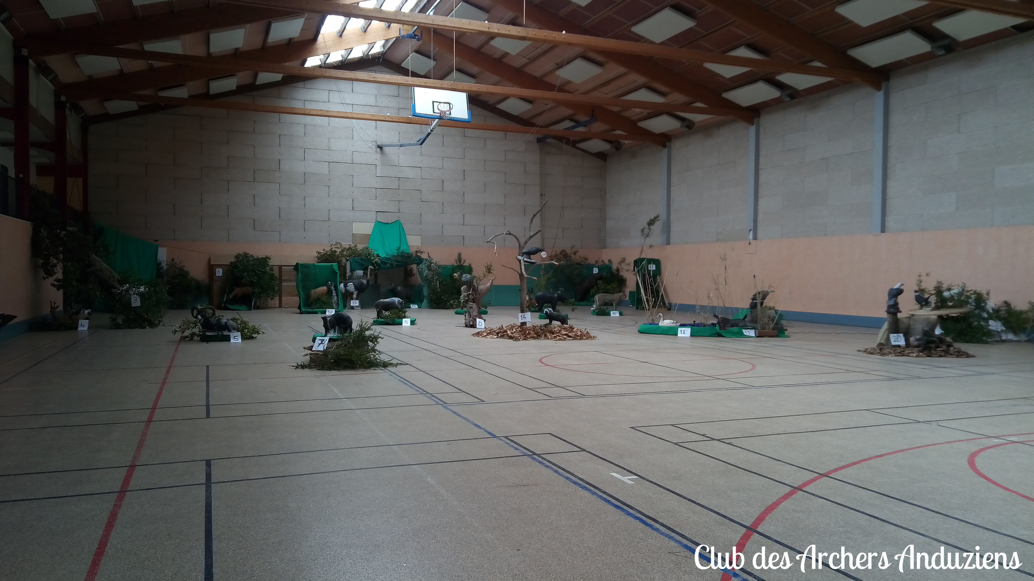 3D Indoor - Anduze 2018 (P2)