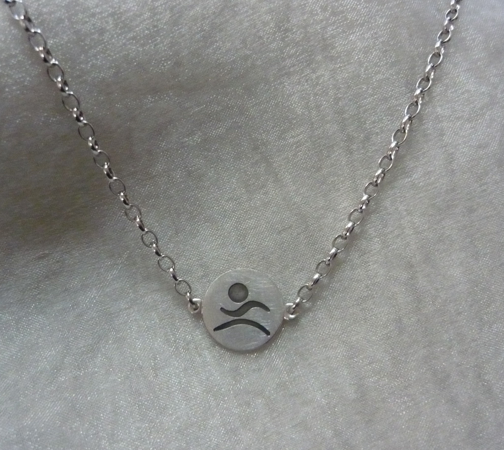 Florianer-Collier 925/000 Sterling-Silber € 115,-