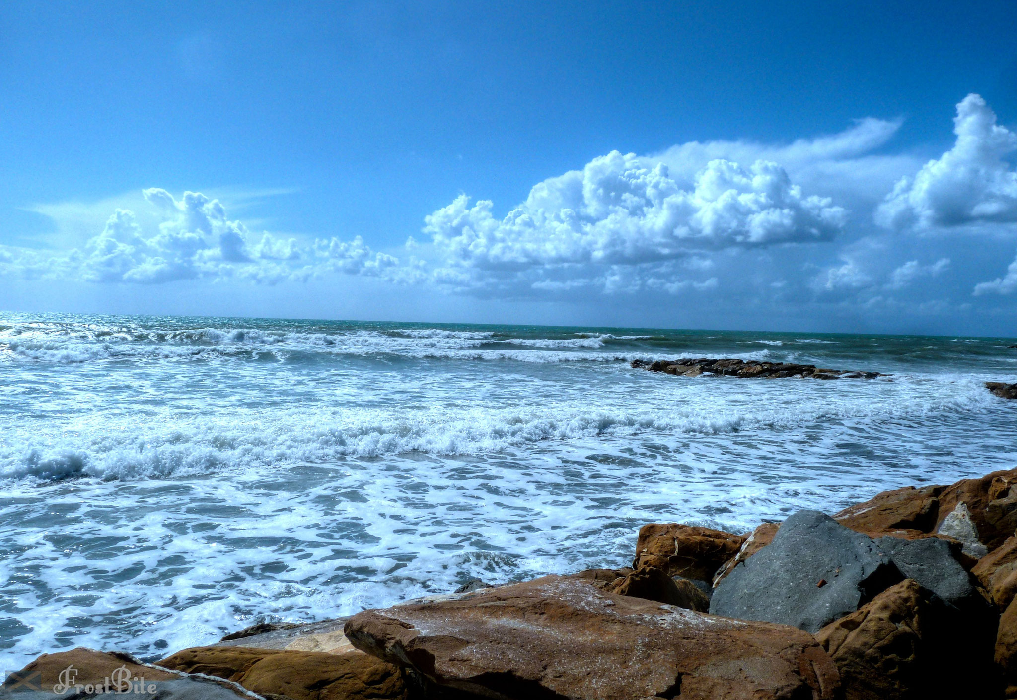Ocean Ladispoli, Italy