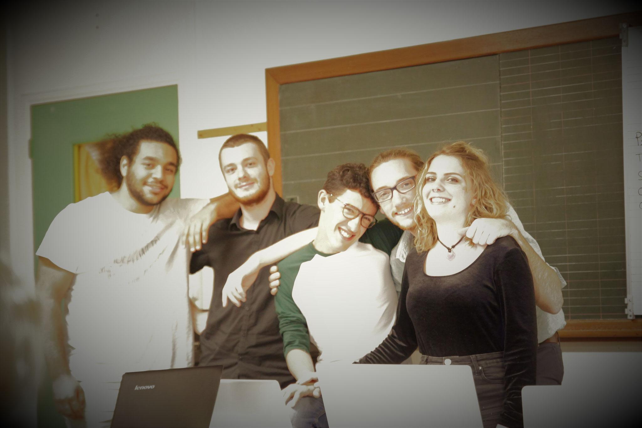 équipe 4