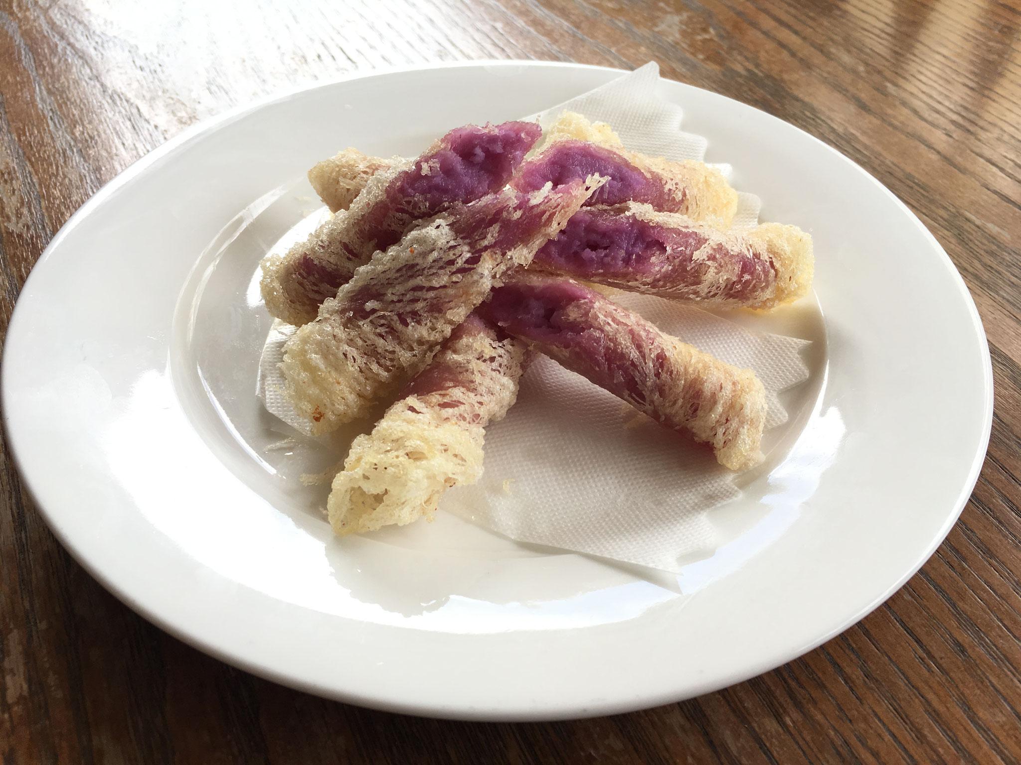 紫芋スティック ¥450