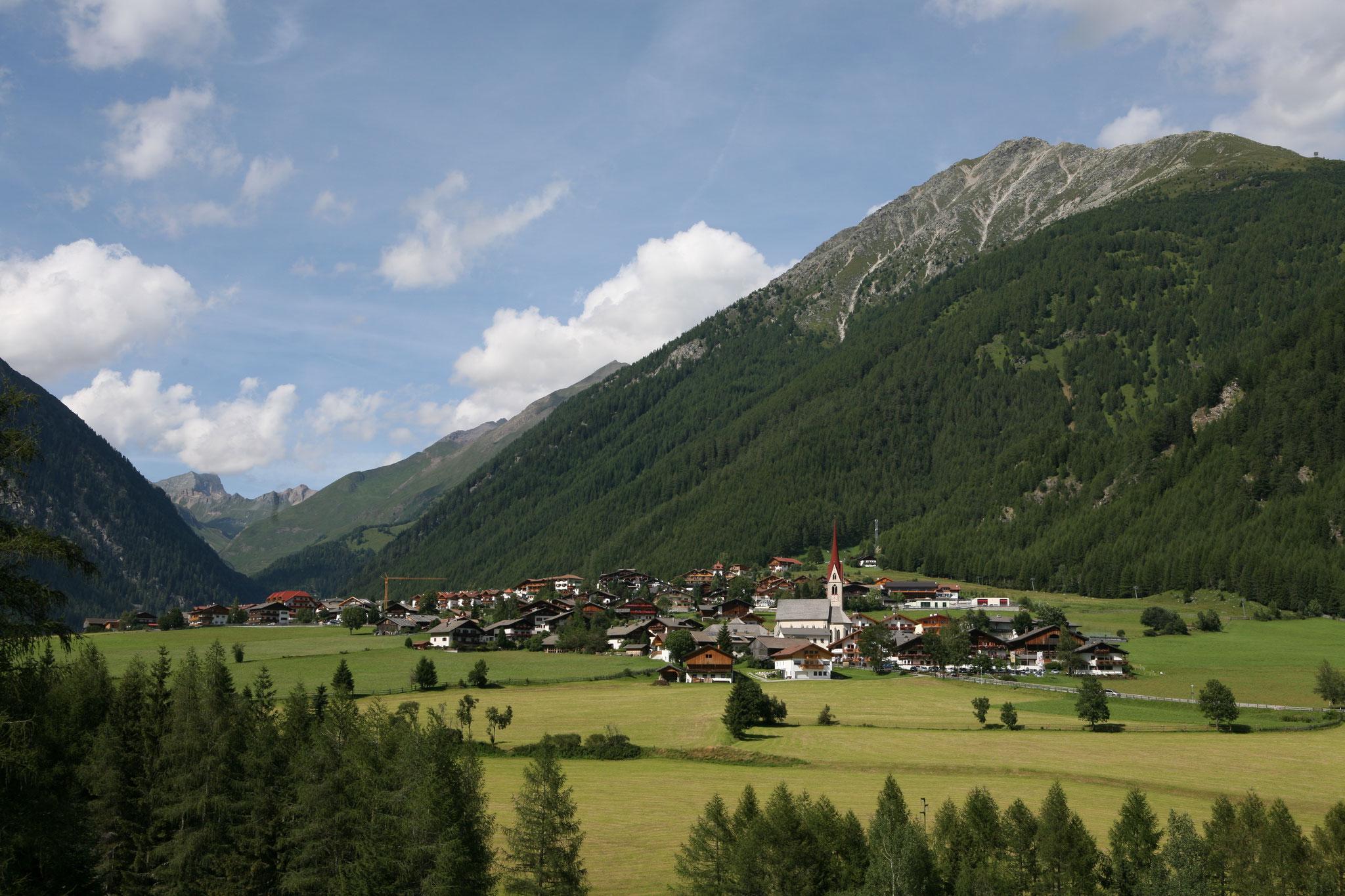 Vals in der Ski und Almenregion Gitschberg Jochtal