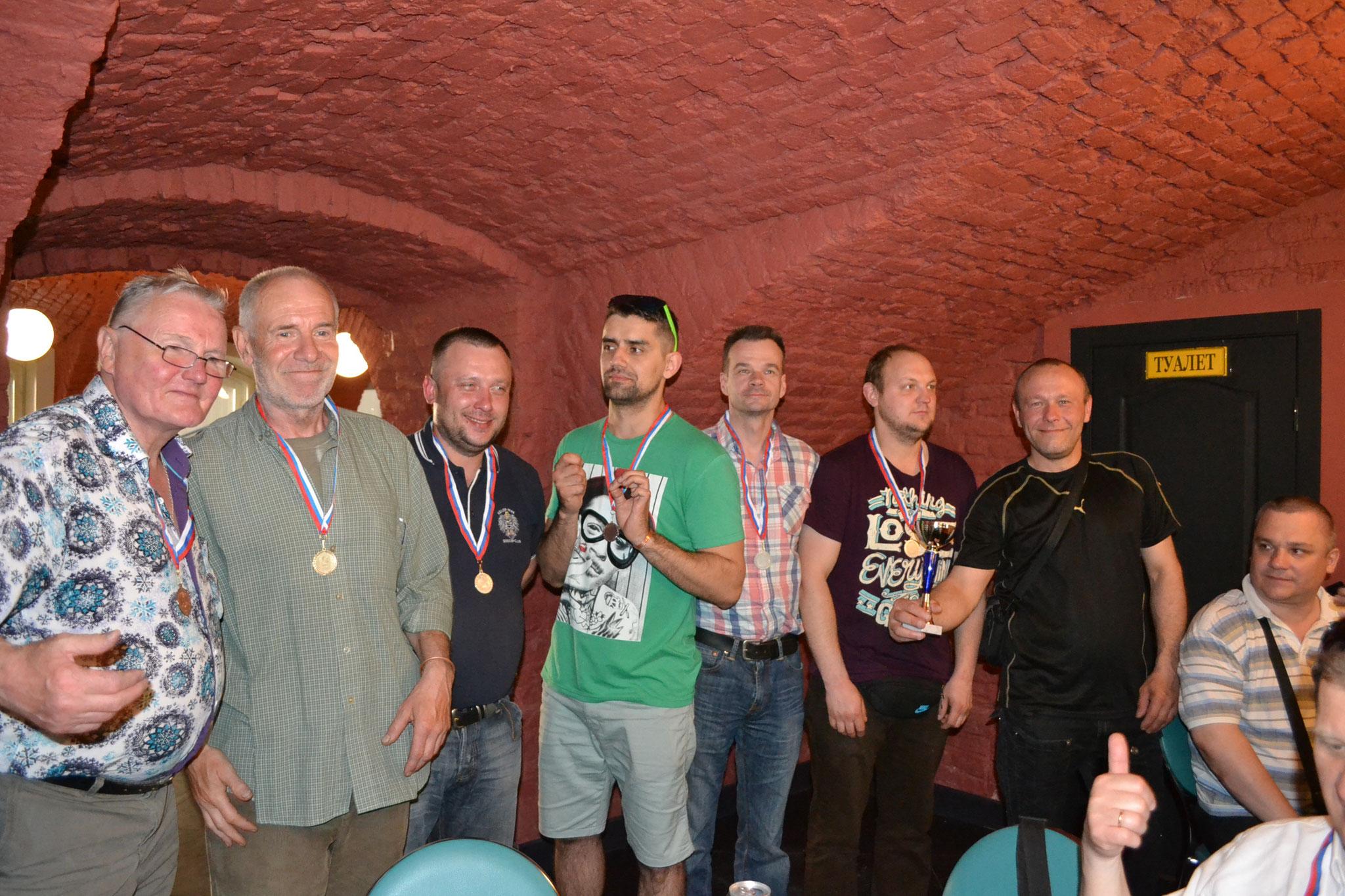 Серебряные призеры - Беларусь-1