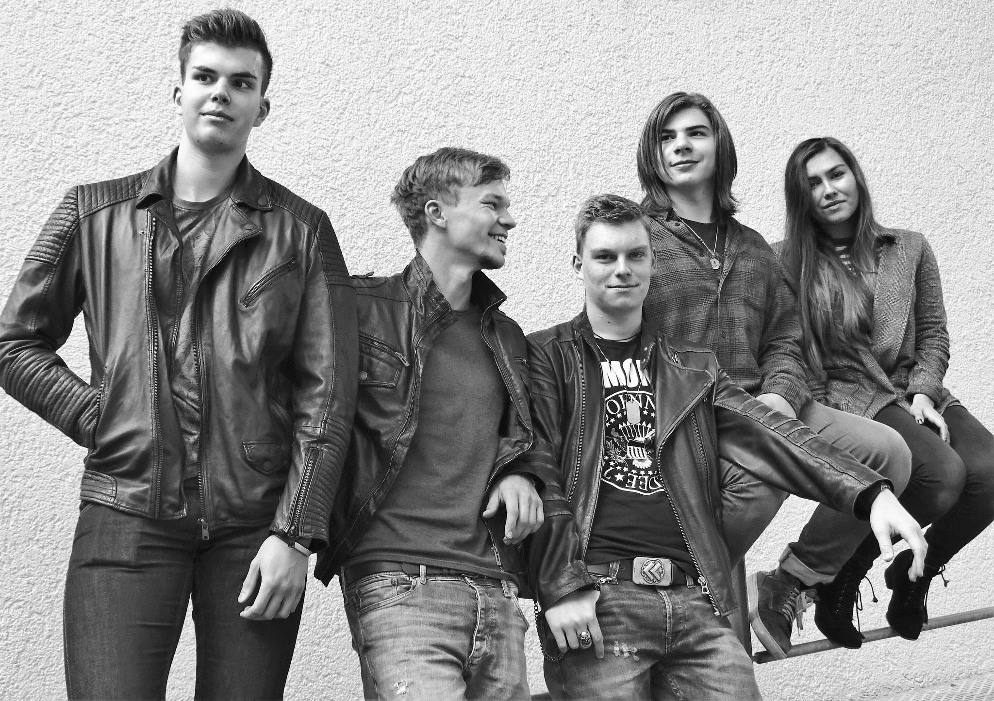 PunchyAnn, Foto: Band