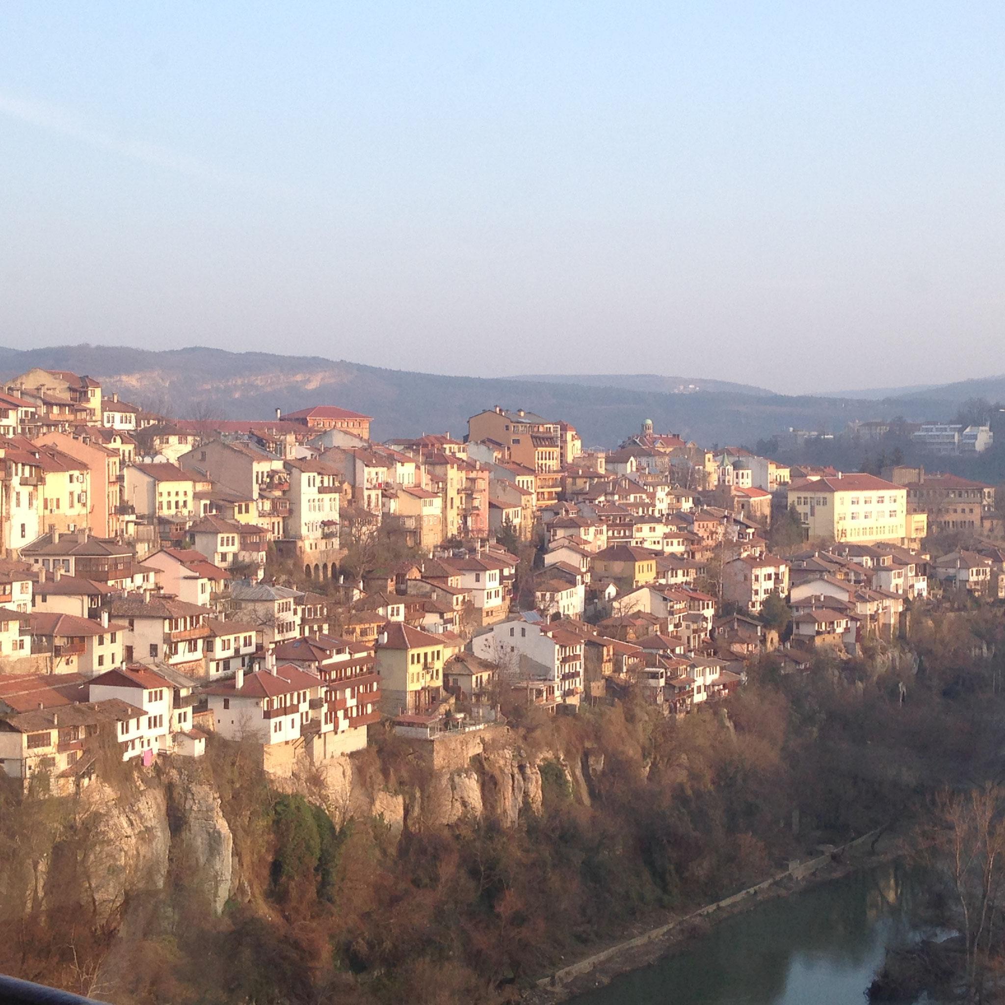 Bulgaria ヴェリコ・タルノヴォ