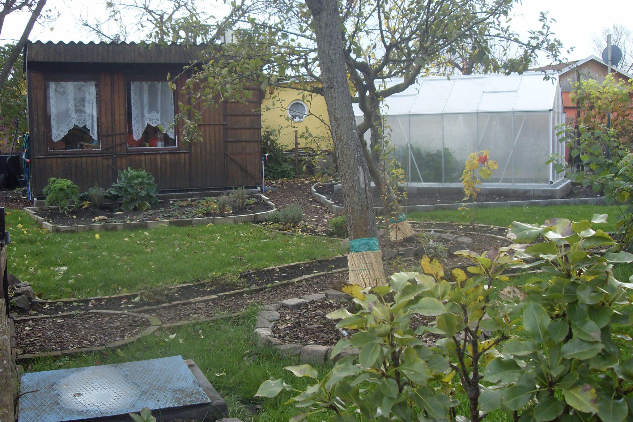 Garten 2016-19