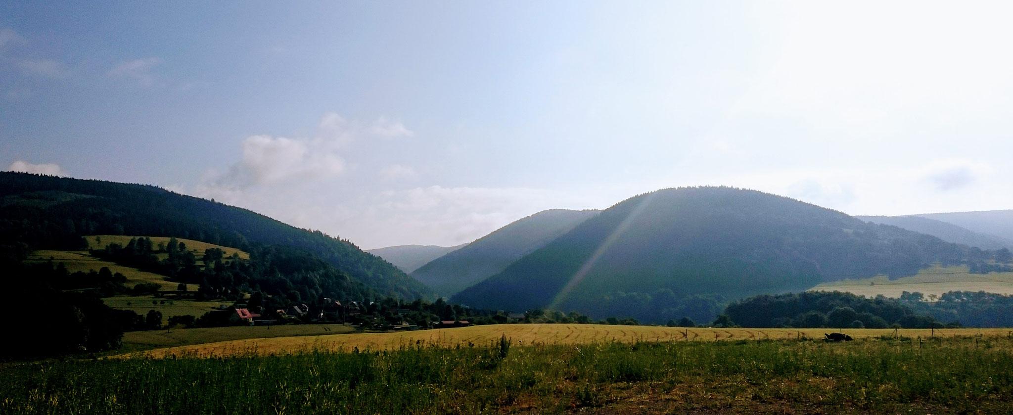 Geotour ins Goldtal