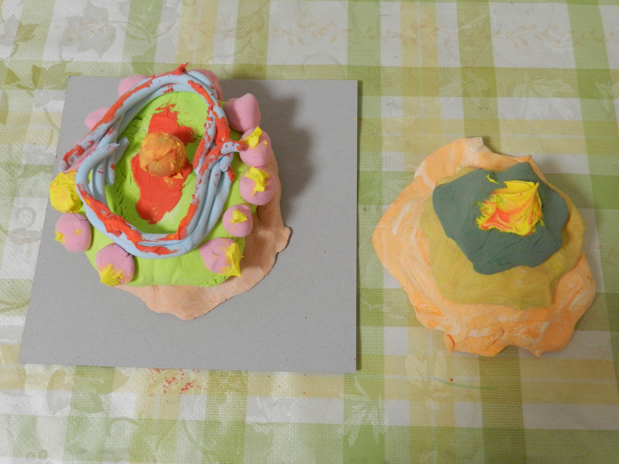 バースデーケーキ(小学2年生)