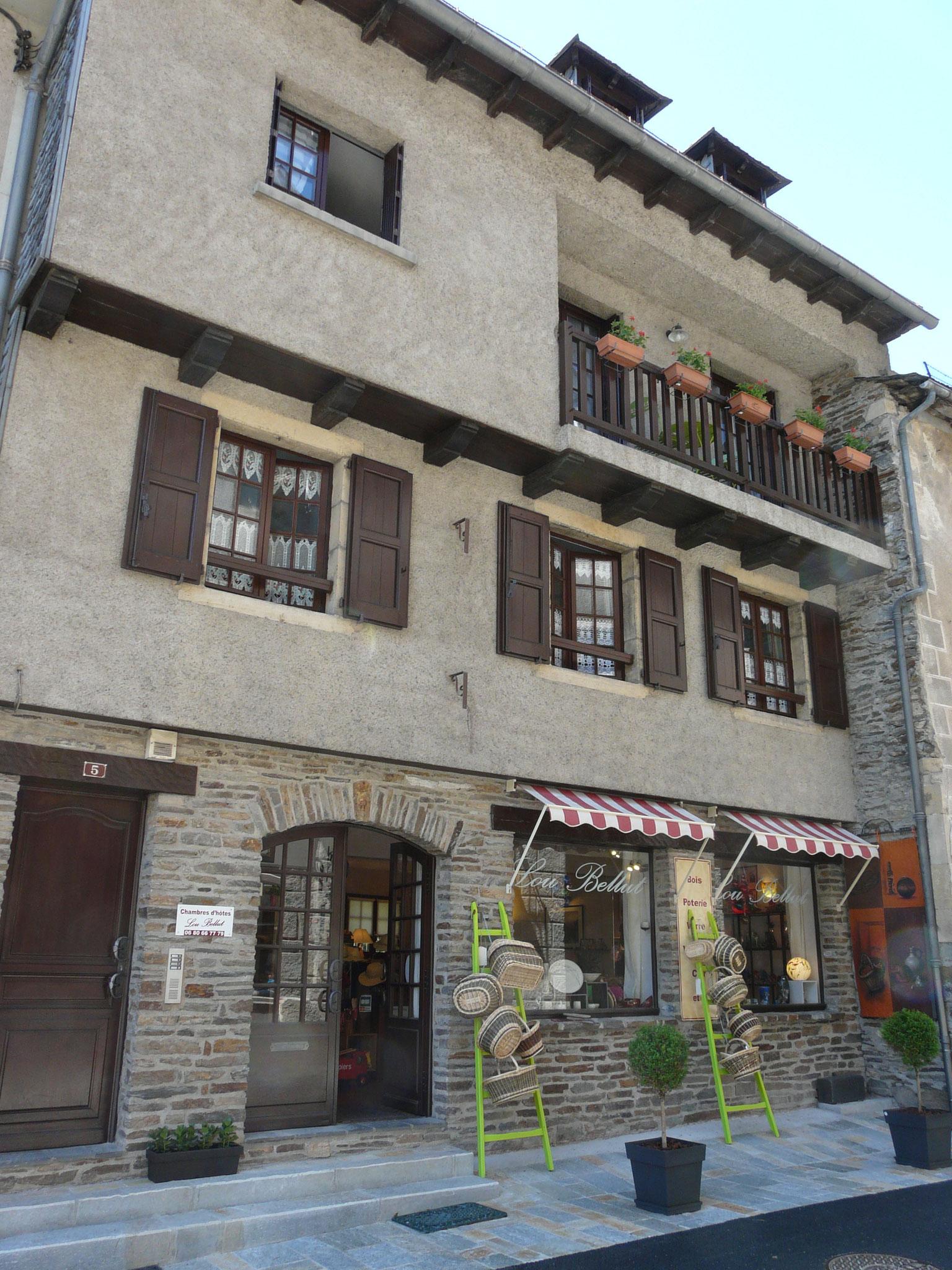 votre chambre d h´tes  Estaing Aveyron 12 chambre d h´tes