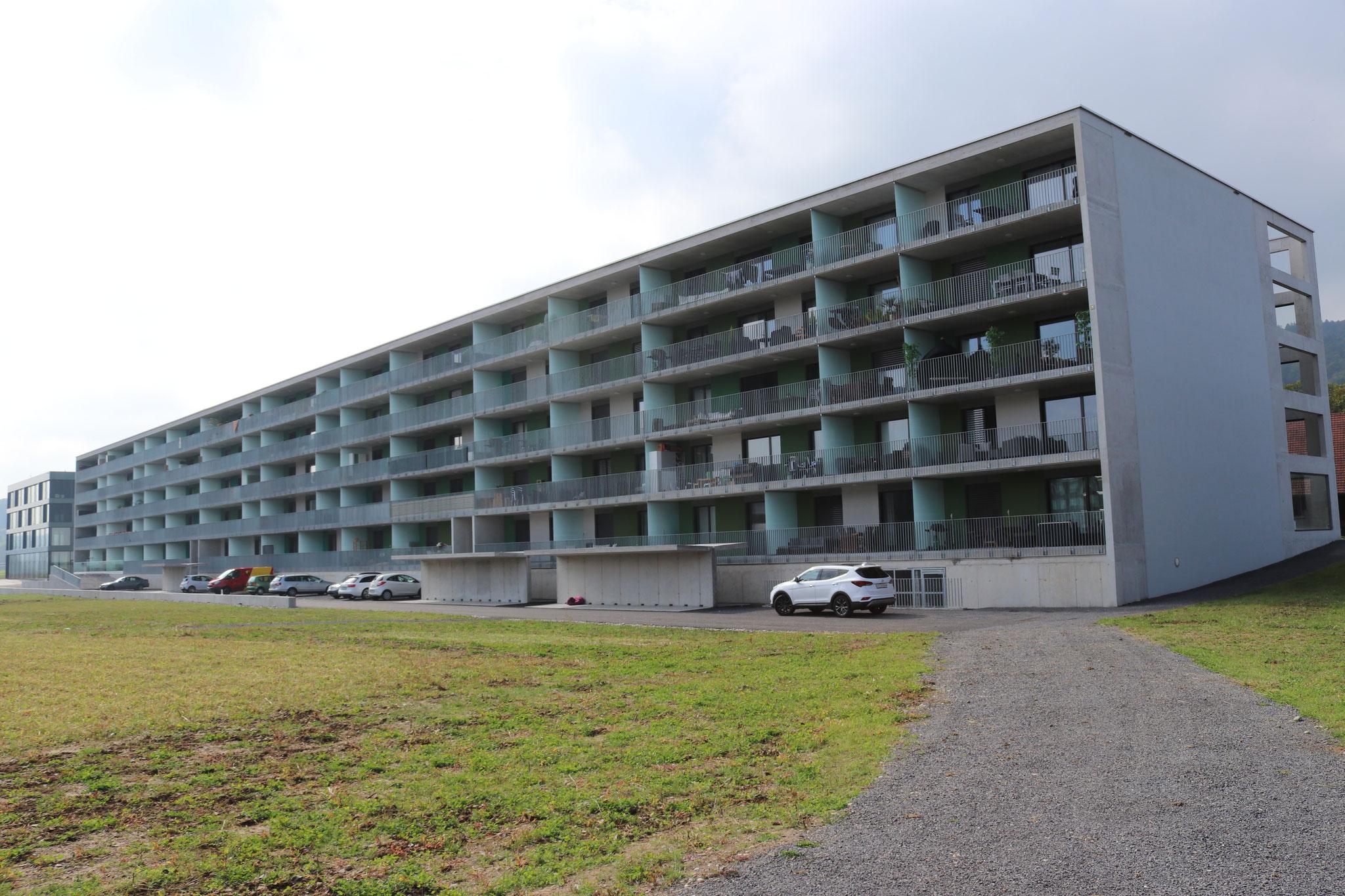 Kreuzäcker 86 Wohnungen