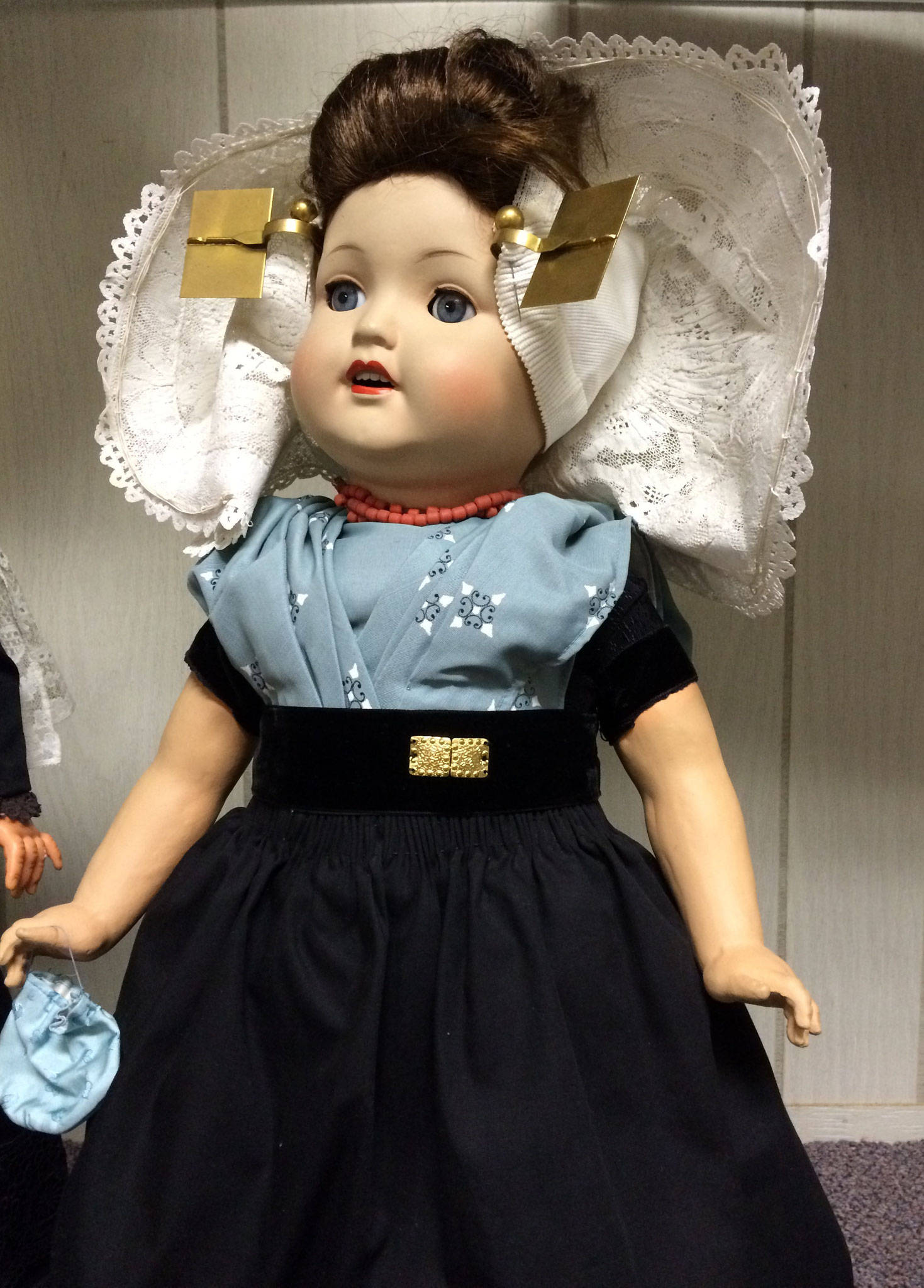 Dutch Artifacts And Dolls Zeeland Historical Society