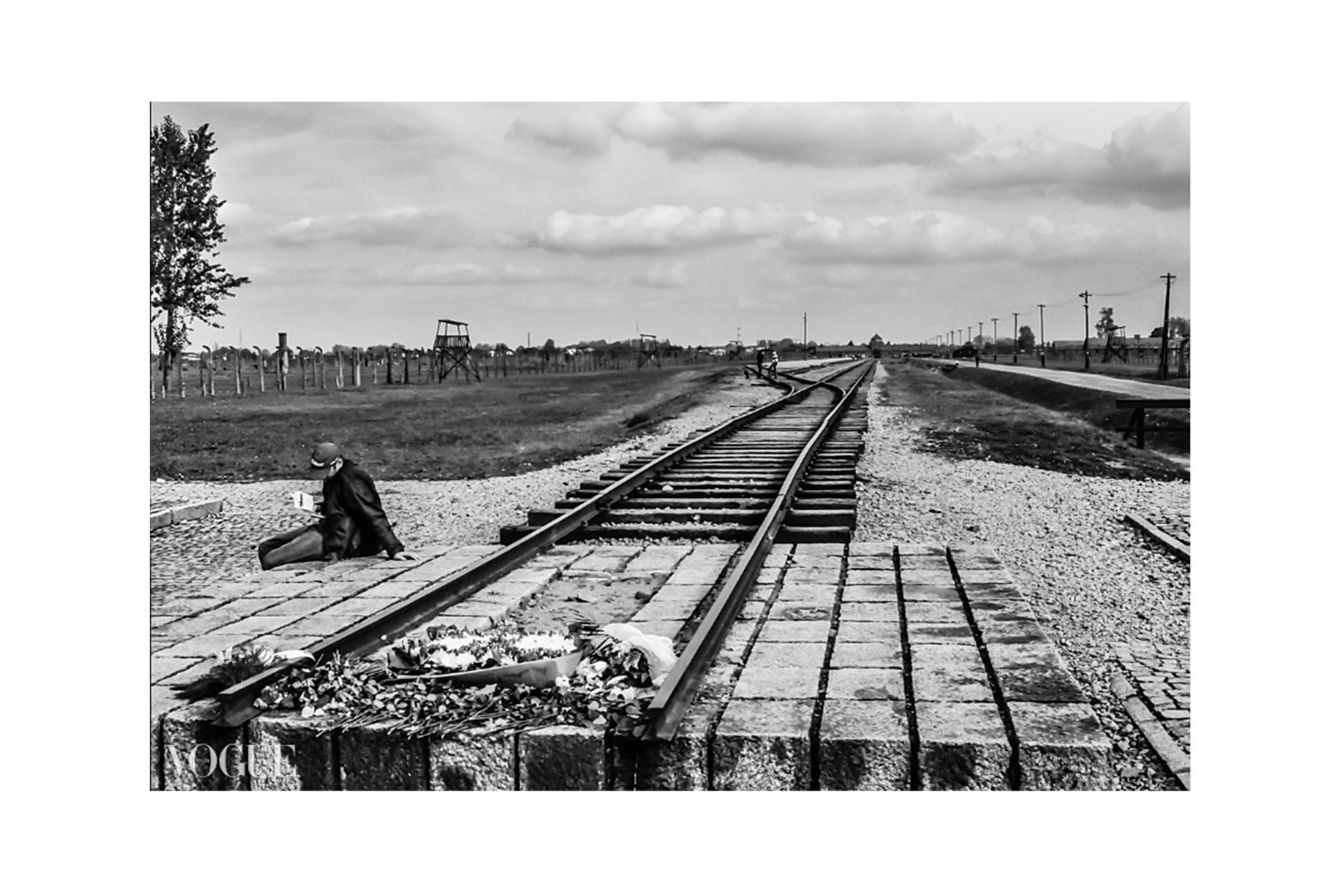 """""""...E Adesso Sono Nel Vento..."""", Per Non Dimenticare: Auschwitz II - Birkenau. 27 Gennaio - Giorno Della Memoria ~ PhotoVogue Italia by VOGUE"""