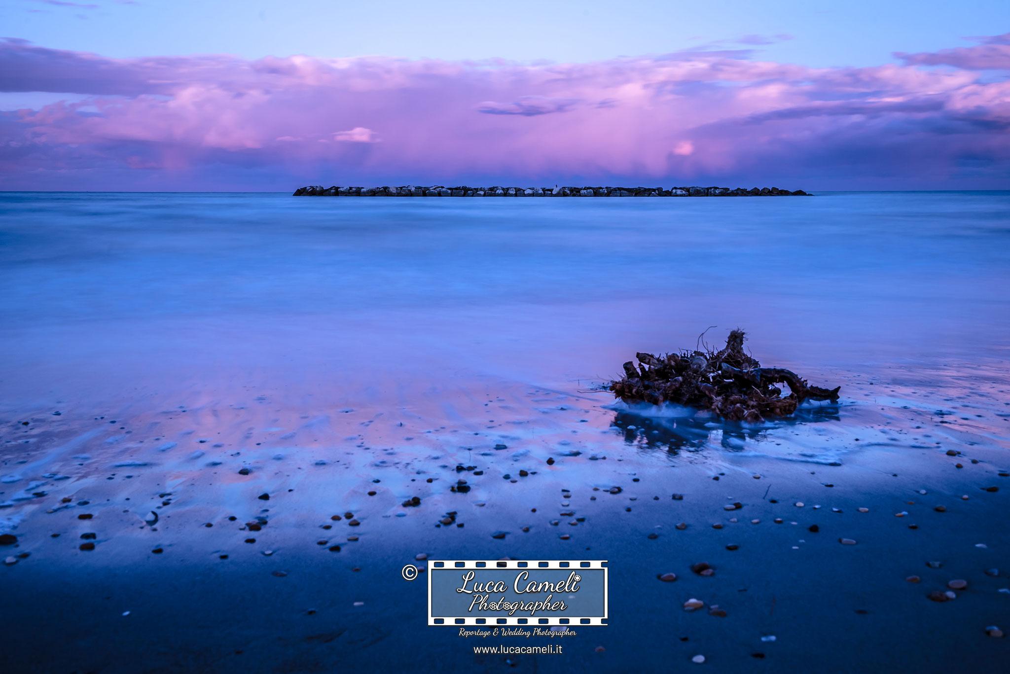 """Giornata mondiale degli oceani, 8 giugno. """"Oltre l'orizzonte"""". © Luca Cameli Photographer"""