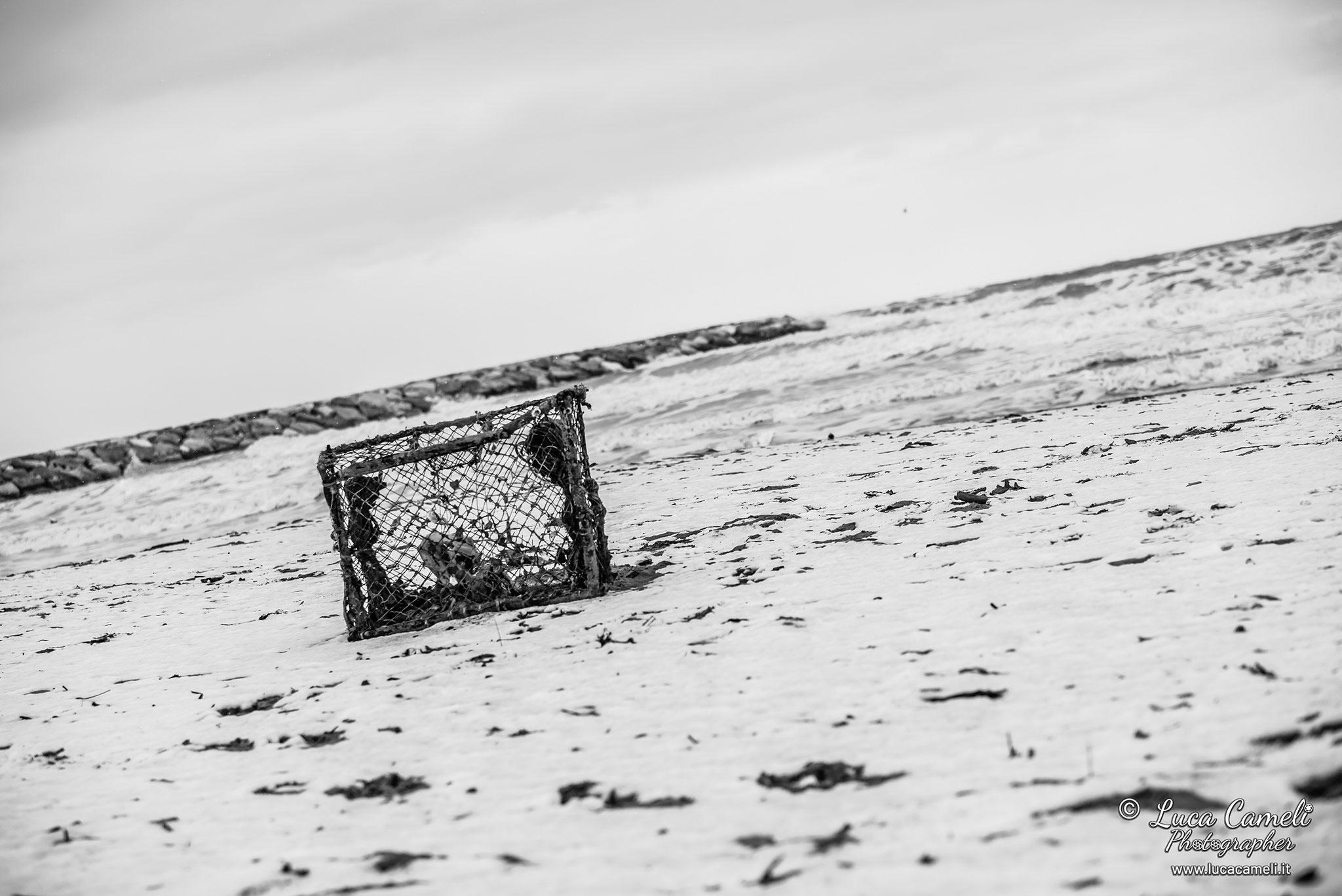 """La Voce Del Mare 2 (San Benedetto del Tronto), concept ispirato dal film """"La leggenda del pianista sull'oceano"""" del maestro Giuseppe Tornatore. © Luca Cameli Photographer"""