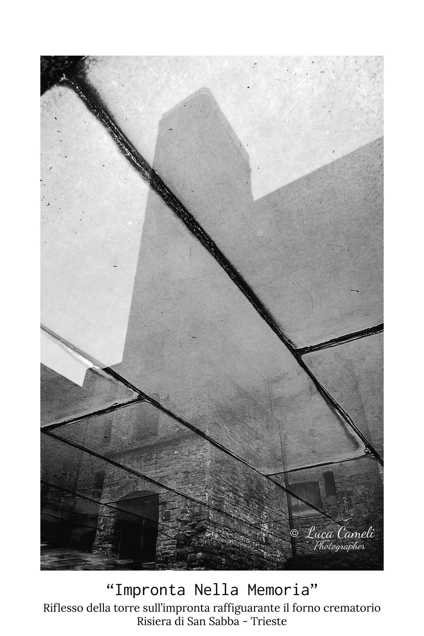 """""""Impronta Nella Memoria"""", Per Non Dimenticare: Risiera di San Sabba - Trieste. © Luca Cameli Photographer"""