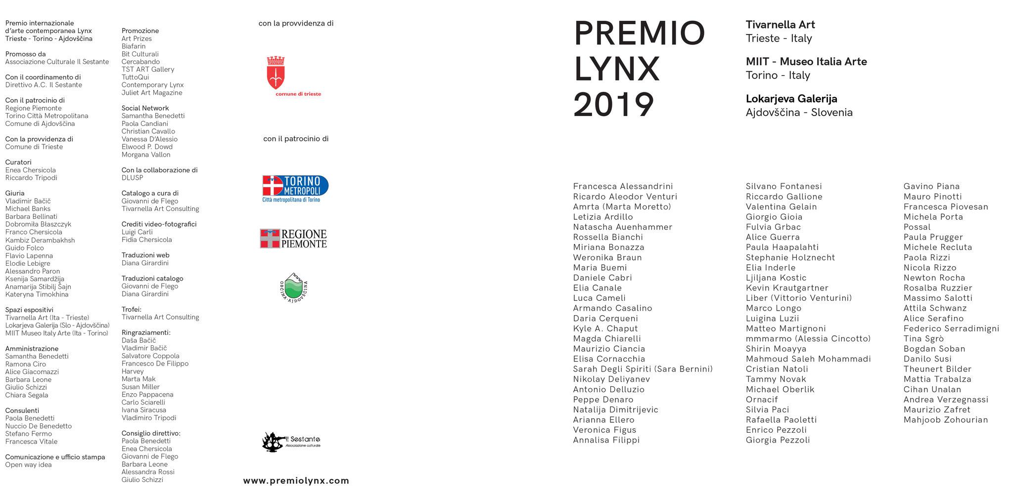"""Catalogo """"PREMIO LYNX 2019"""", LIFE - PERCORSO DI VITA. Trieste, Torino, Ajdovscina. © Luca Cameli Photographer"""