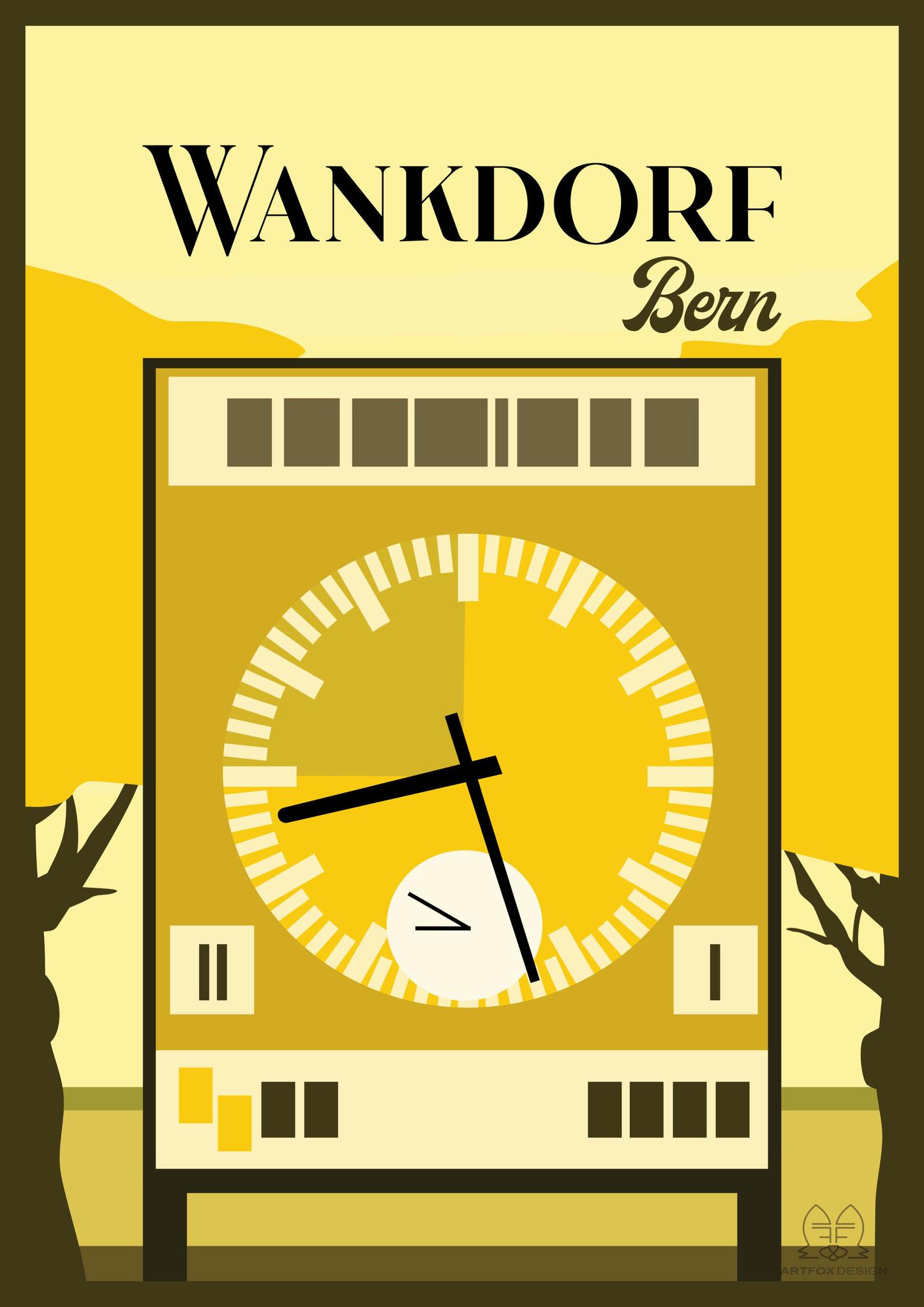 Wankdorf-Uhr