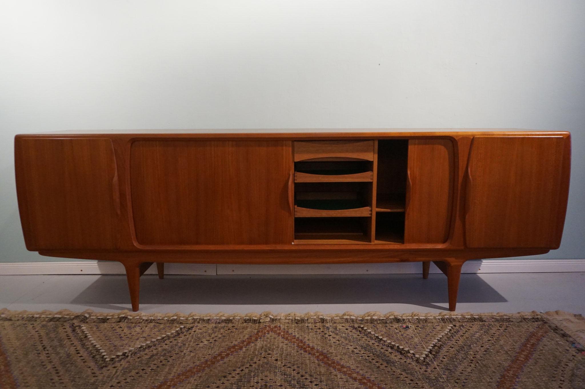 johannes andersen ankauf teak 60er 70er 50er the vintage store hamburg midcentury interior. Black Bedroom Furniture Sets. Home Design Ideas