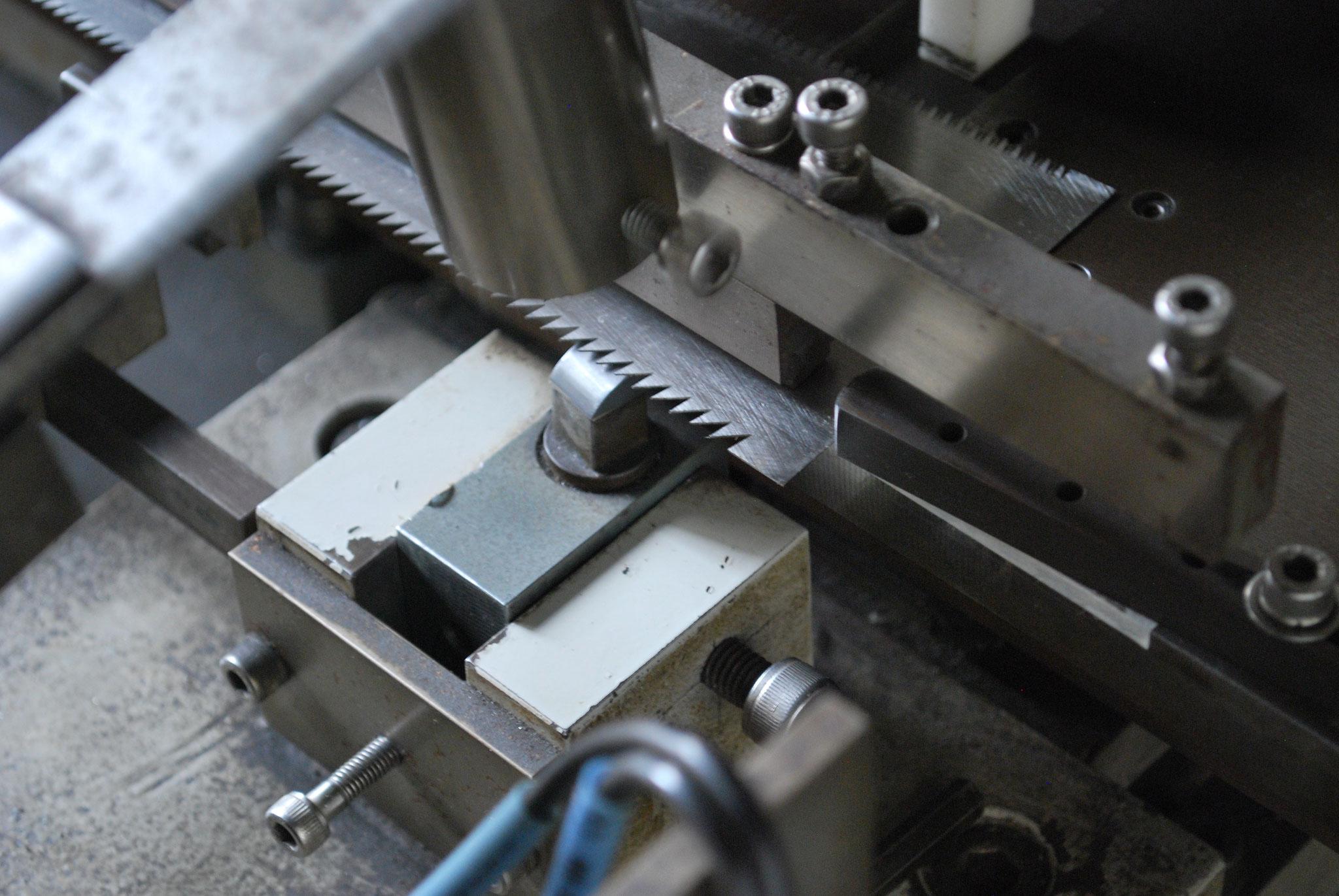数値制御による先端技術を導入し、オリジナリティ溢れる製品を生み出しています。