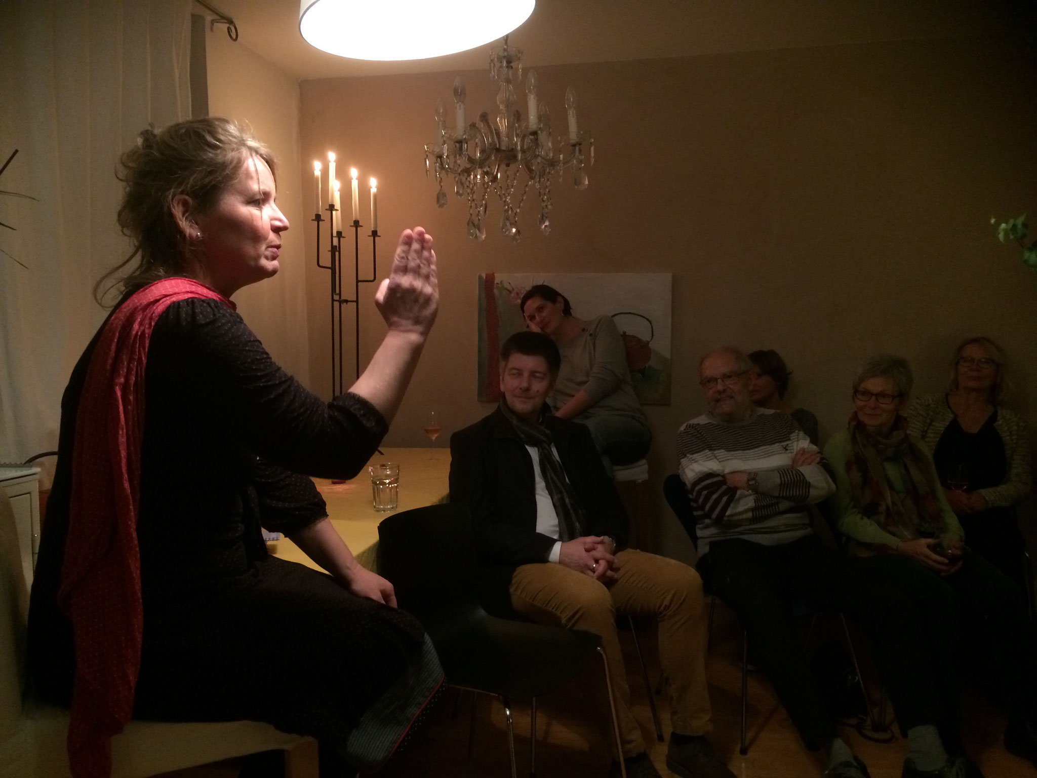 GUTE STUBE in guten Stuben | Kerstin Otto