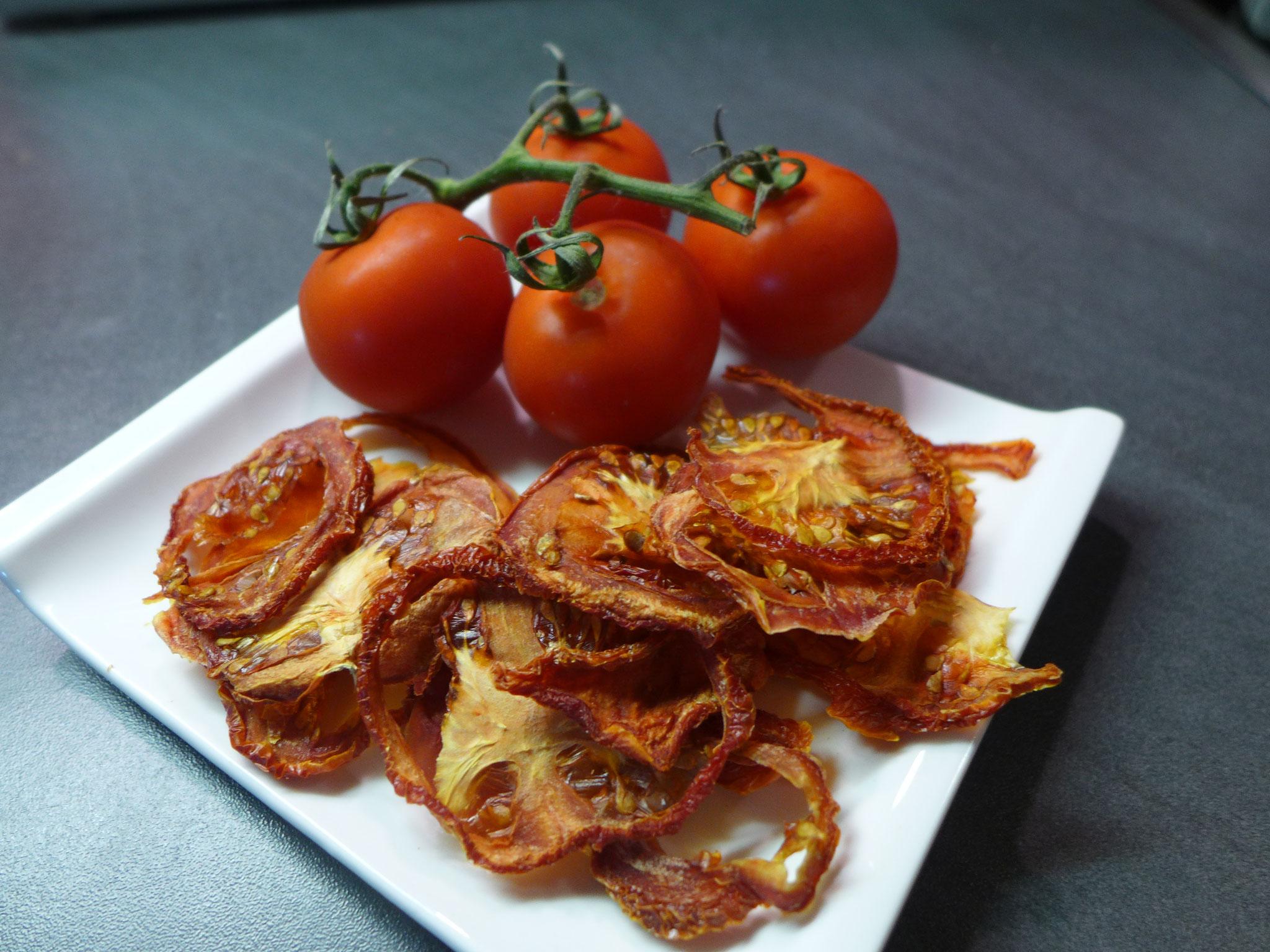Tomaten ohne grün