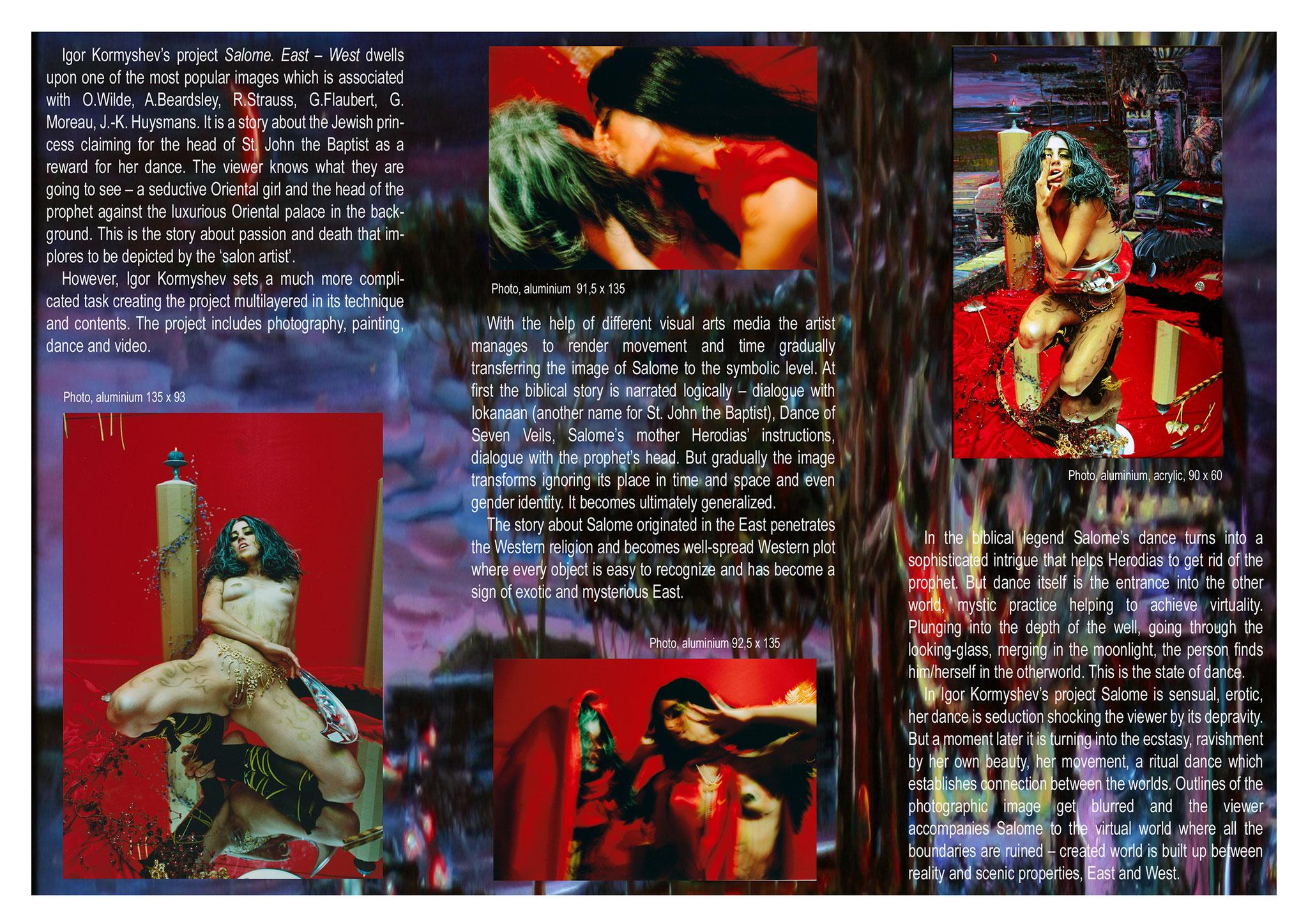 Exhibition booklet