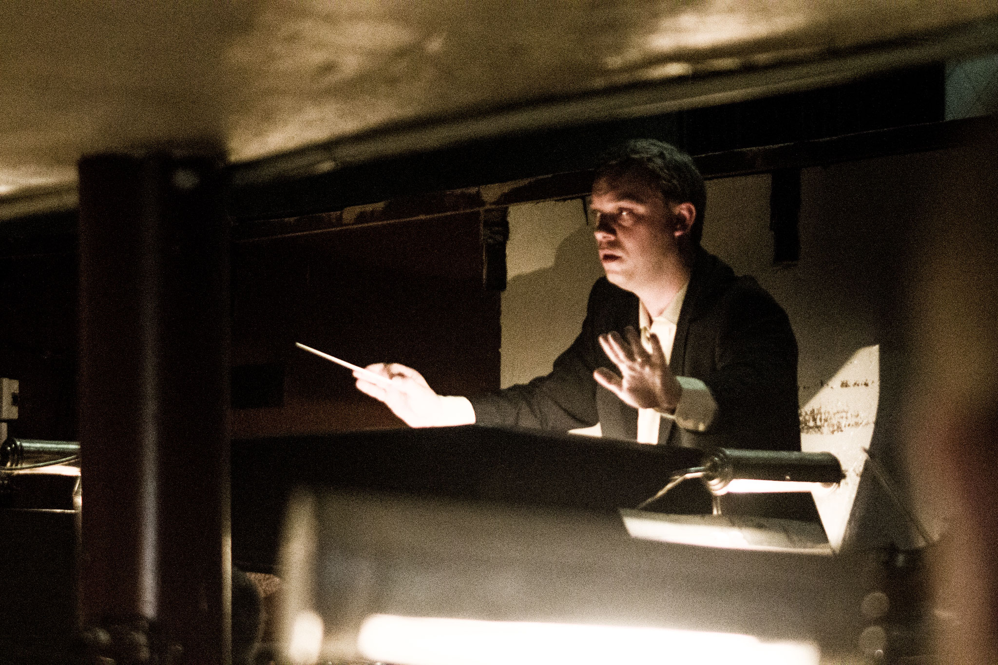 Conducting State Opera Constantsa, Romania