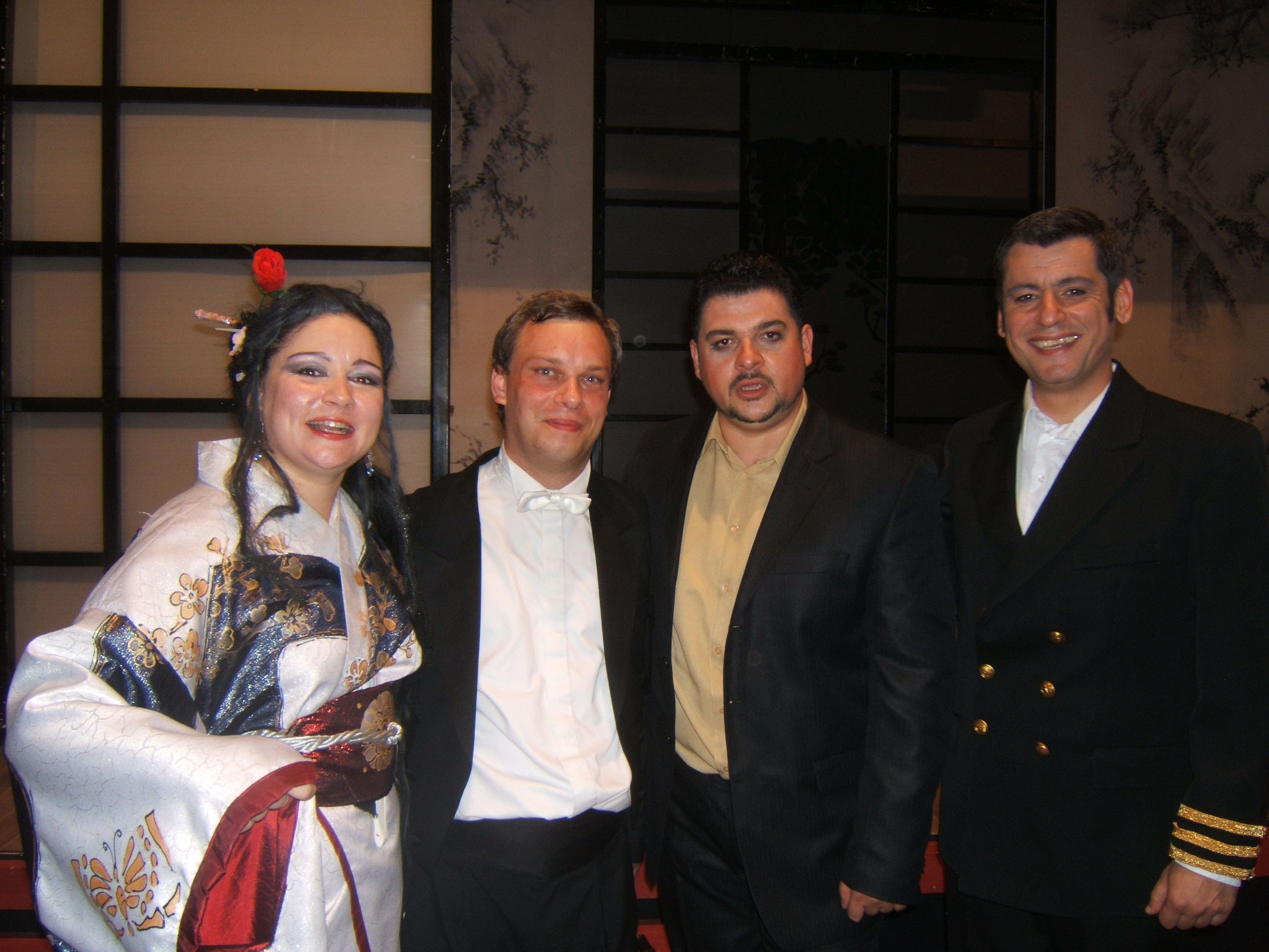 Madama Butterfly, Puccini - Staatsoper Burgas, Bulgarien