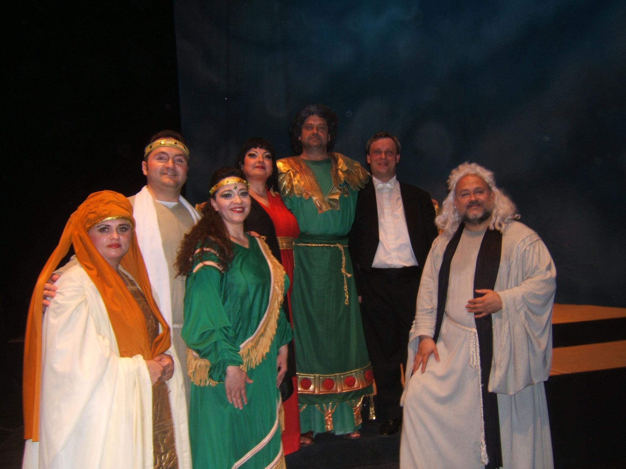 Nabucco, Verdi - State Opera Constantsa, Romania