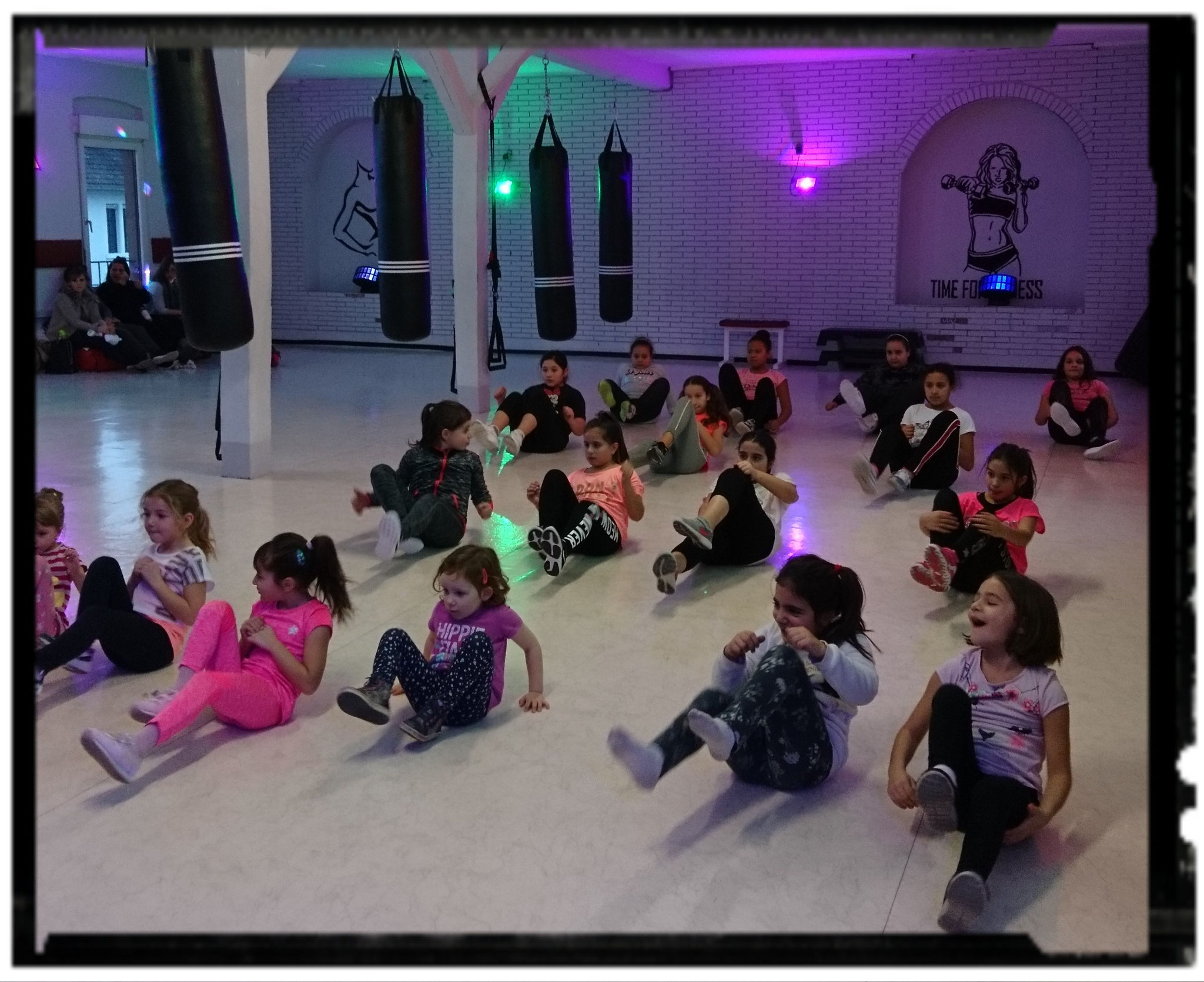 Kids Fitness Dance