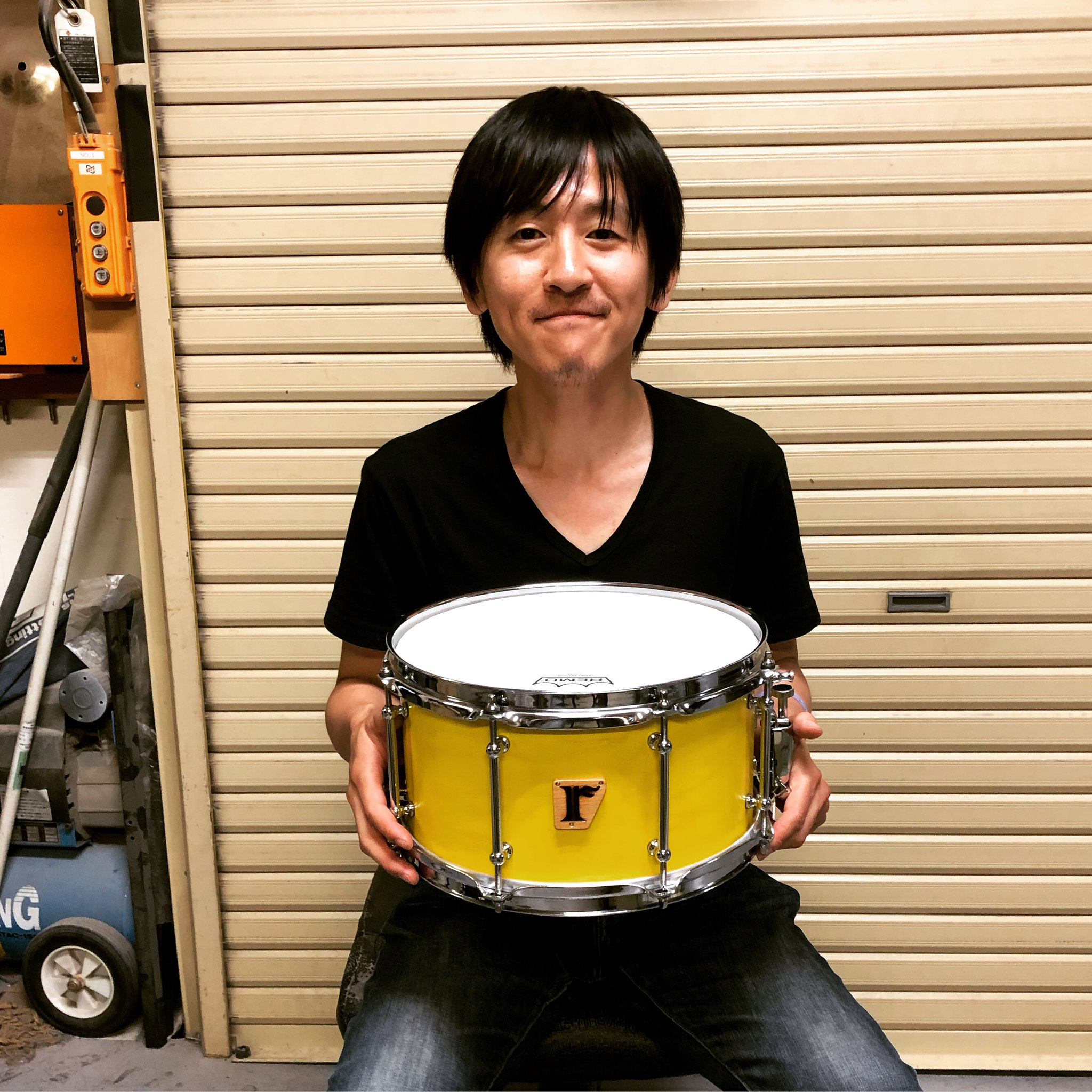 "北村優一  #03. Maple 10ply / 12""x6.5"" SD"