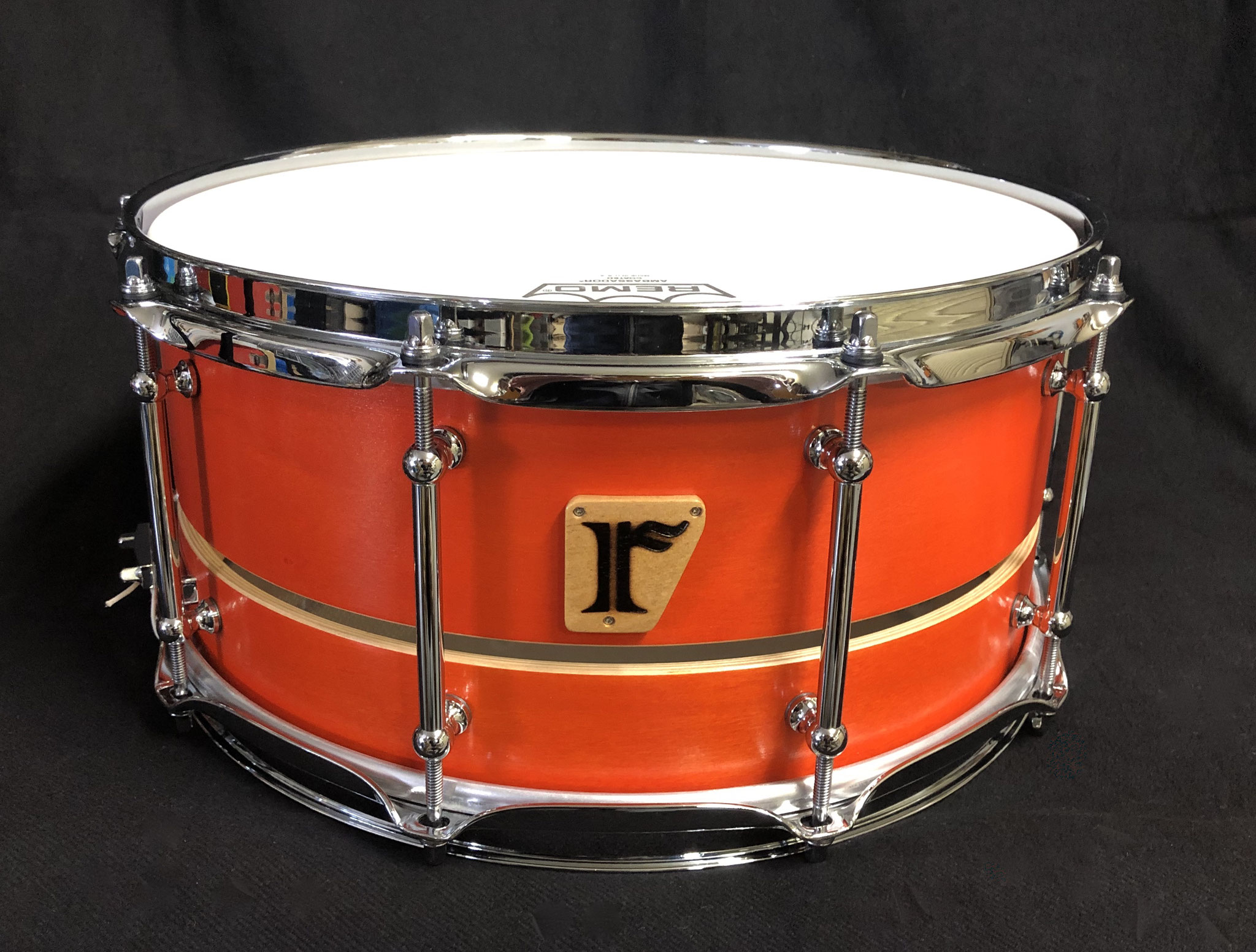 "#15. Maple 10ply Separated / 14""x6.5"""