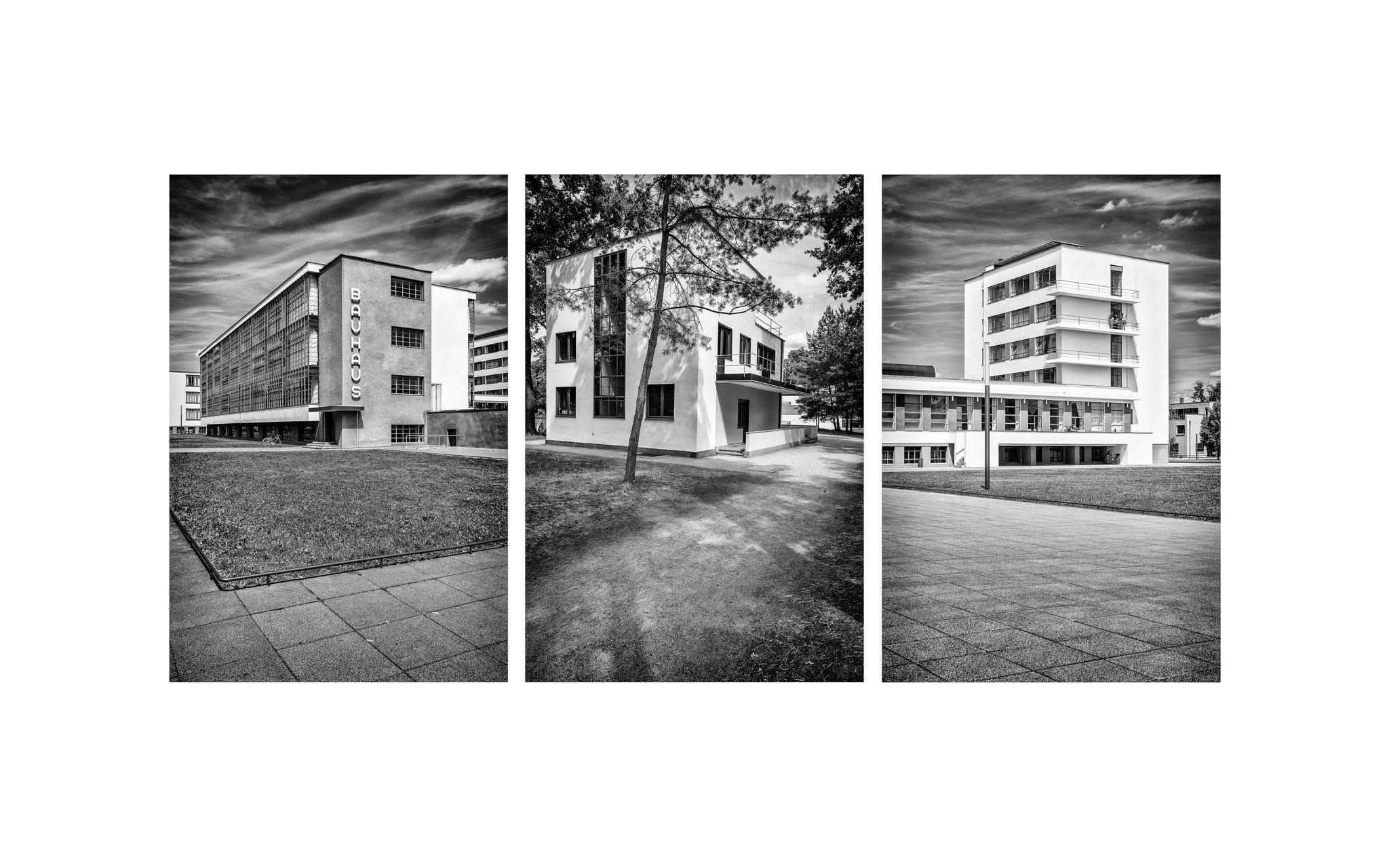 Weltkulturerbe Bauhaus-Stätten, Dessau