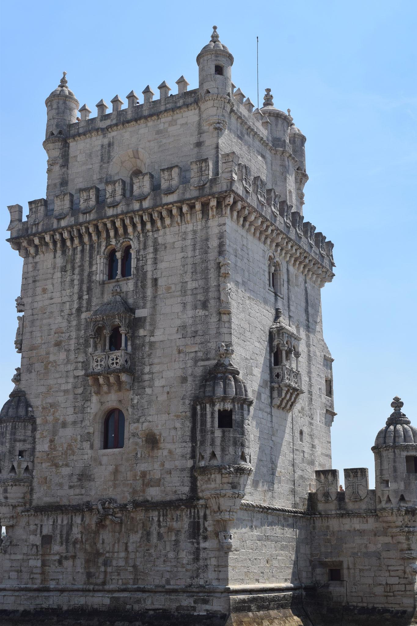 Meine Reiseempfehlungen für Lissabon in Portugal, wie das Torre de Belem.