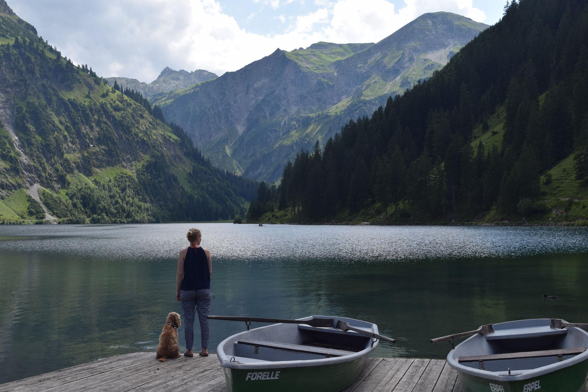 Meine Sommerferien im Allgäu. Mit Badespaß, Bergwanderungen, Schloss Neuschwanstein und dem Visalpsee.