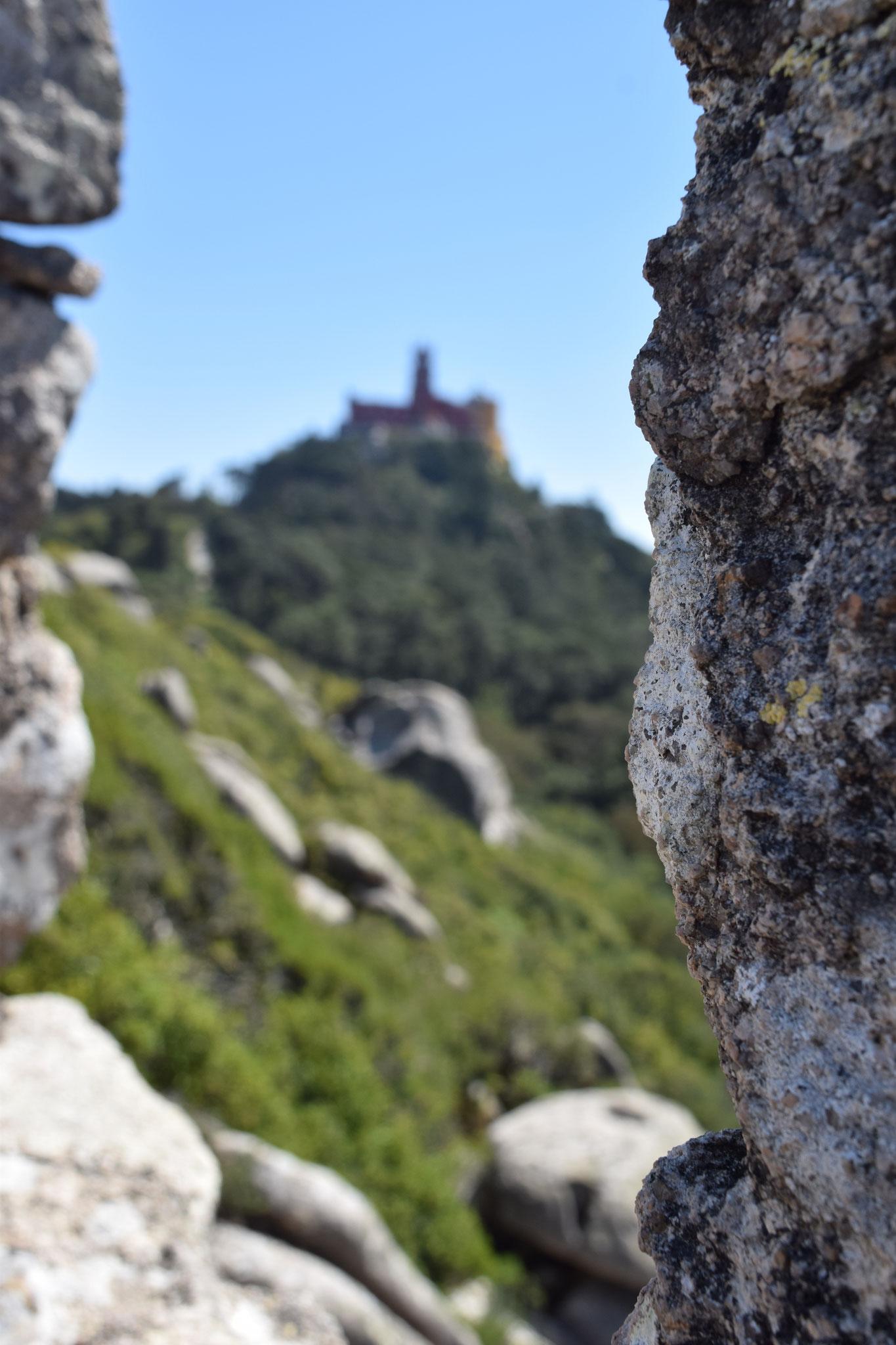 Meine Reiseempfehlungen für Lissabon in Portugal, wie das Sintra Gebirge.