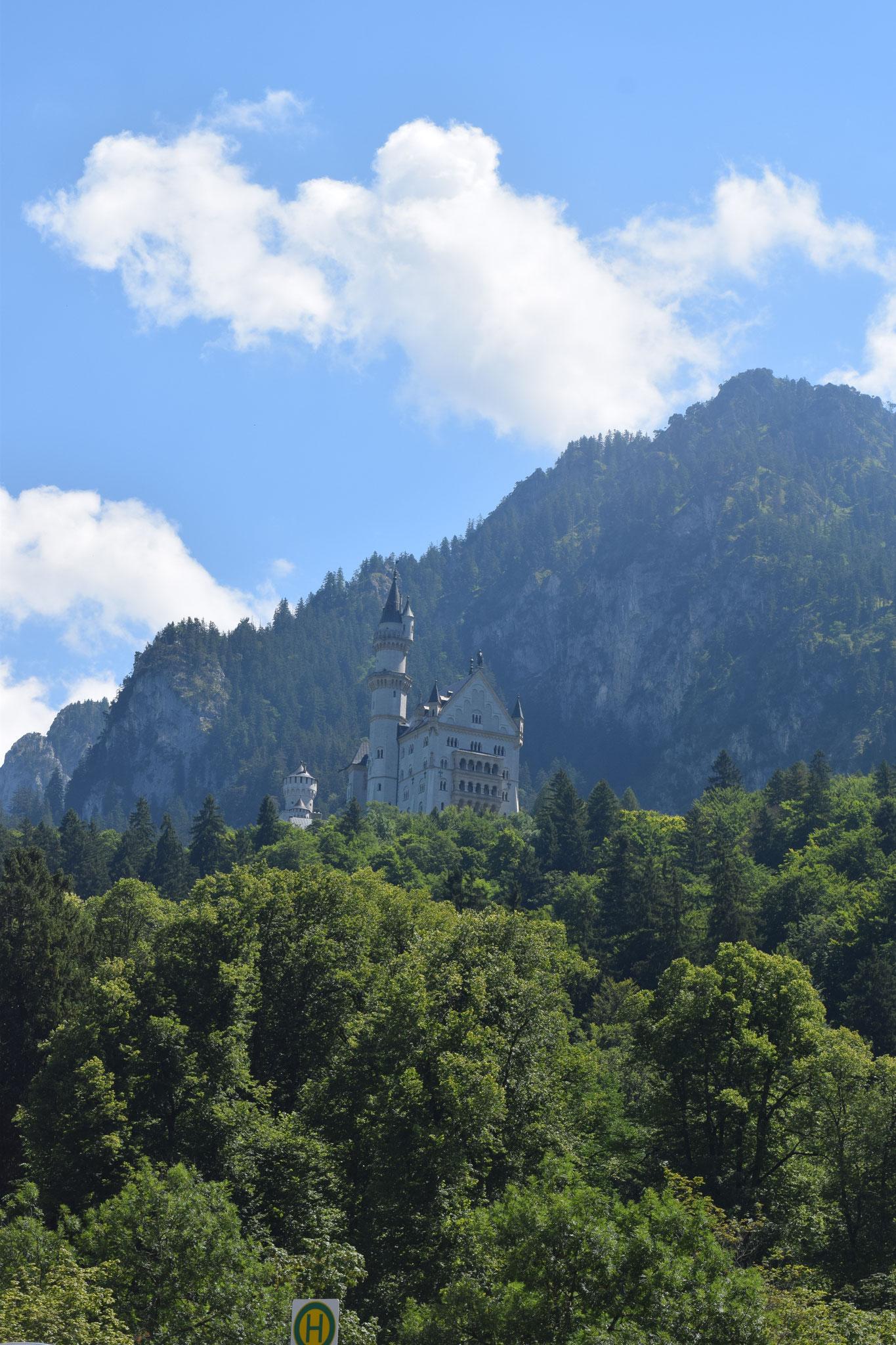 Meine Sommerferien im Allgäu. Mit Badespaß, Bergwanderungen und Schloss Neuschwanstein in Füssen.