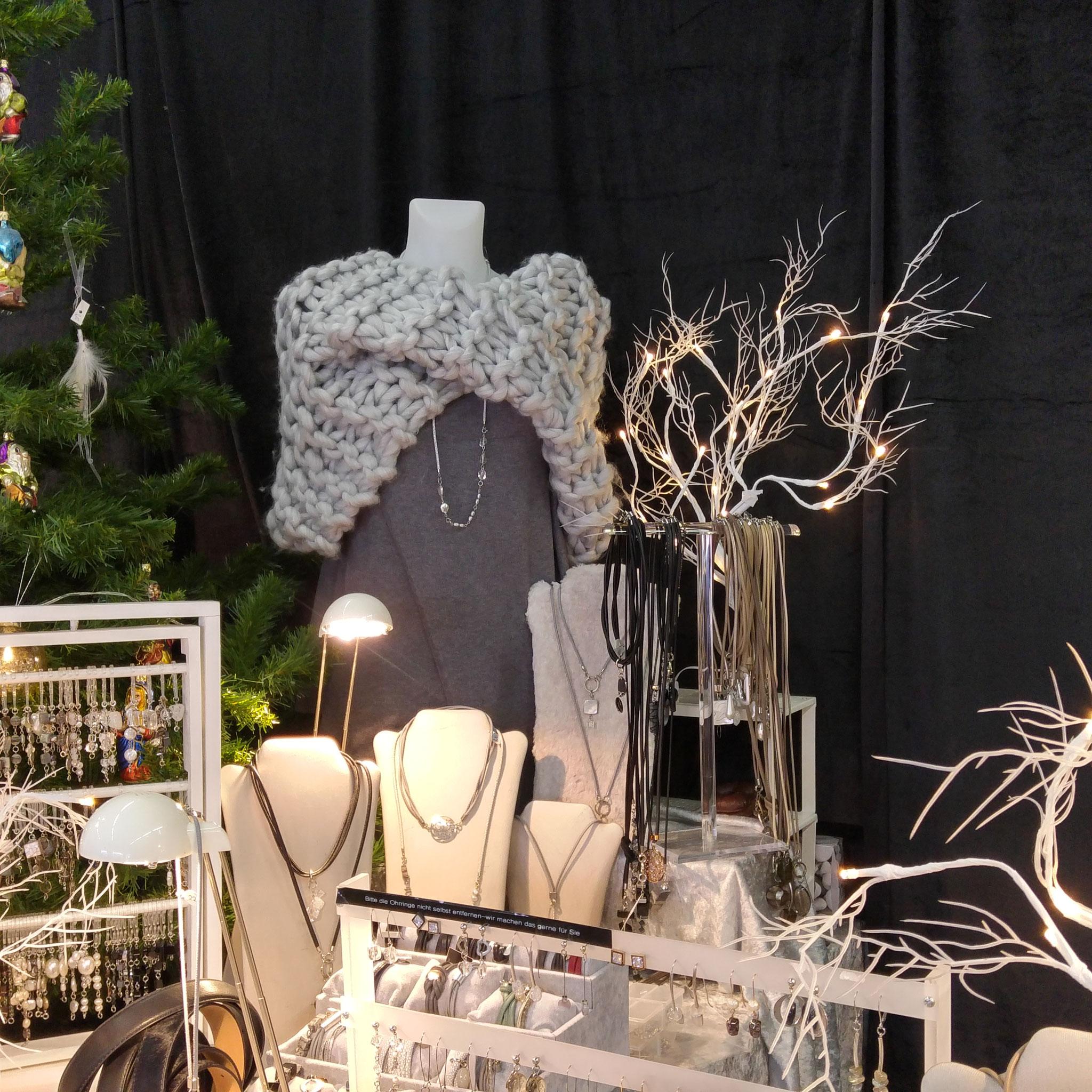 Weihnachtsausstellung bei Kunsthandwerk Heiser