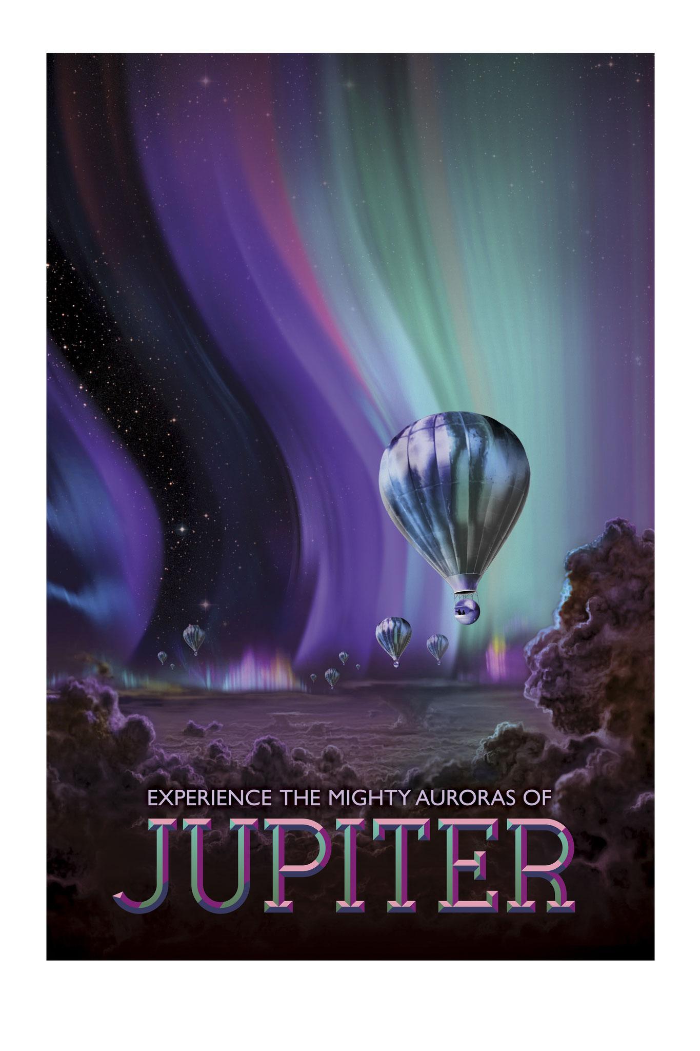 Auroras of Jupiter
