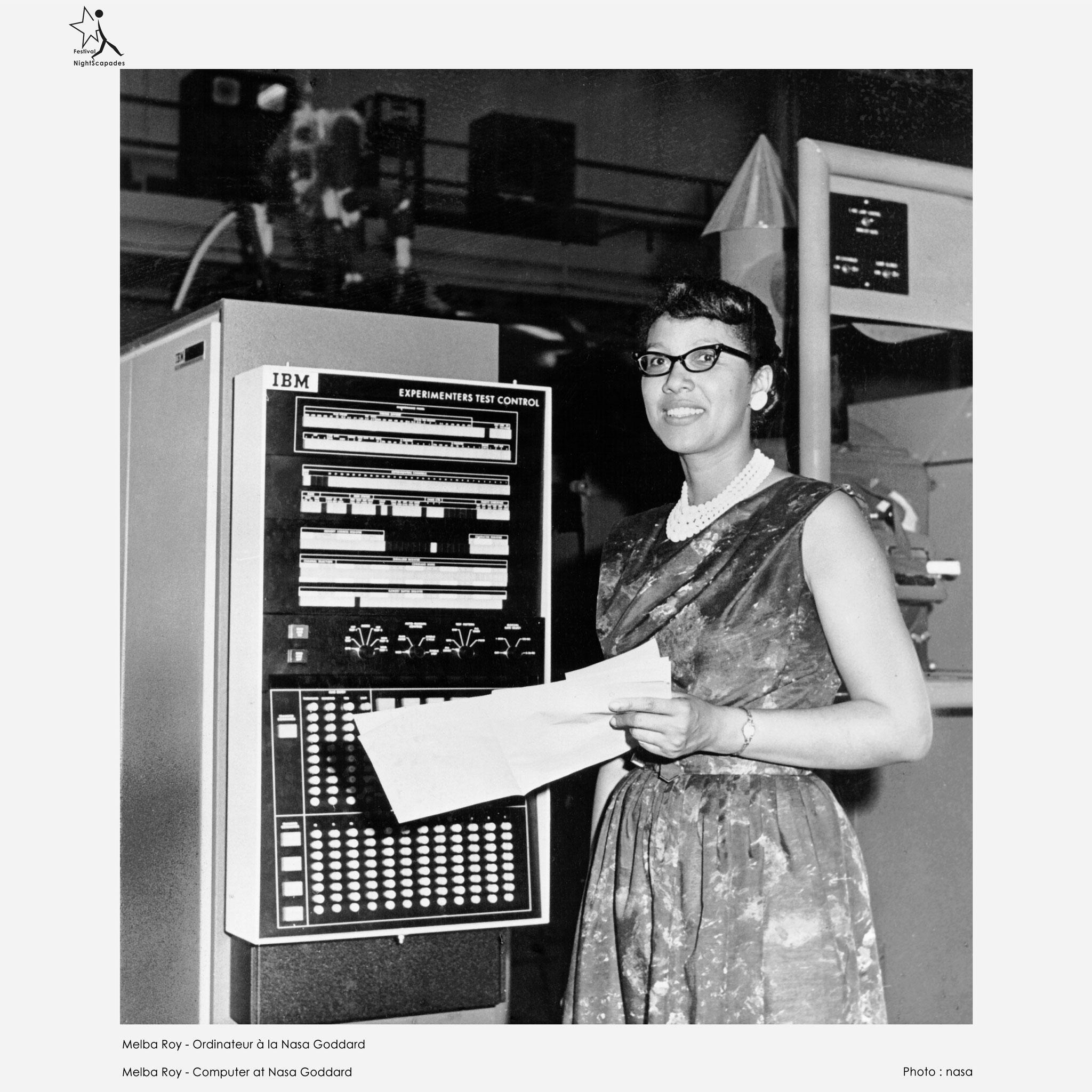 Melba Roy - Ordinateur à la NASA Goddard