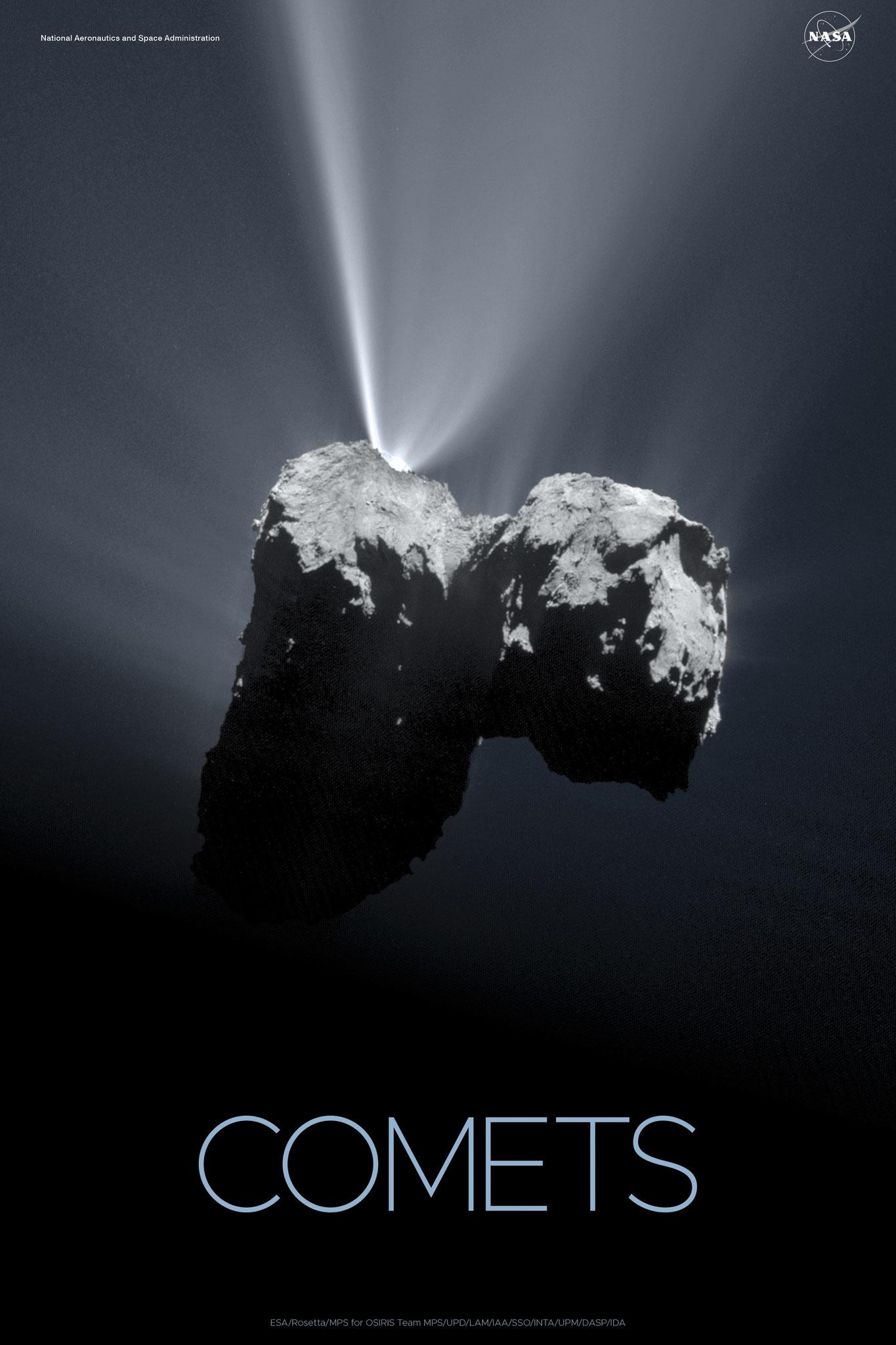 Comets n°1