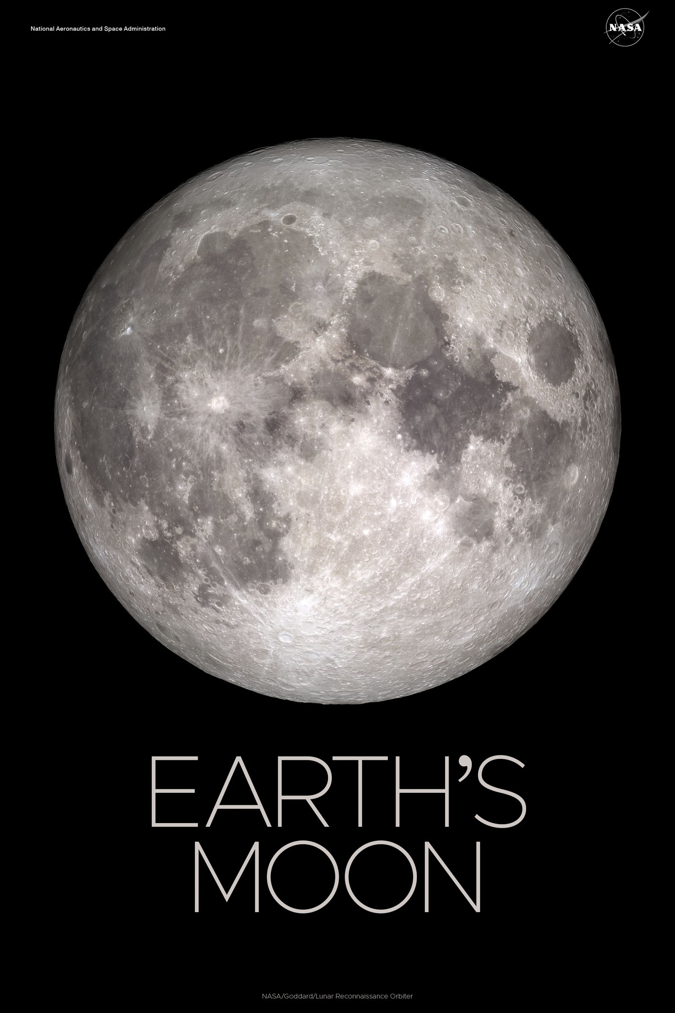 Earth's Moon n°1