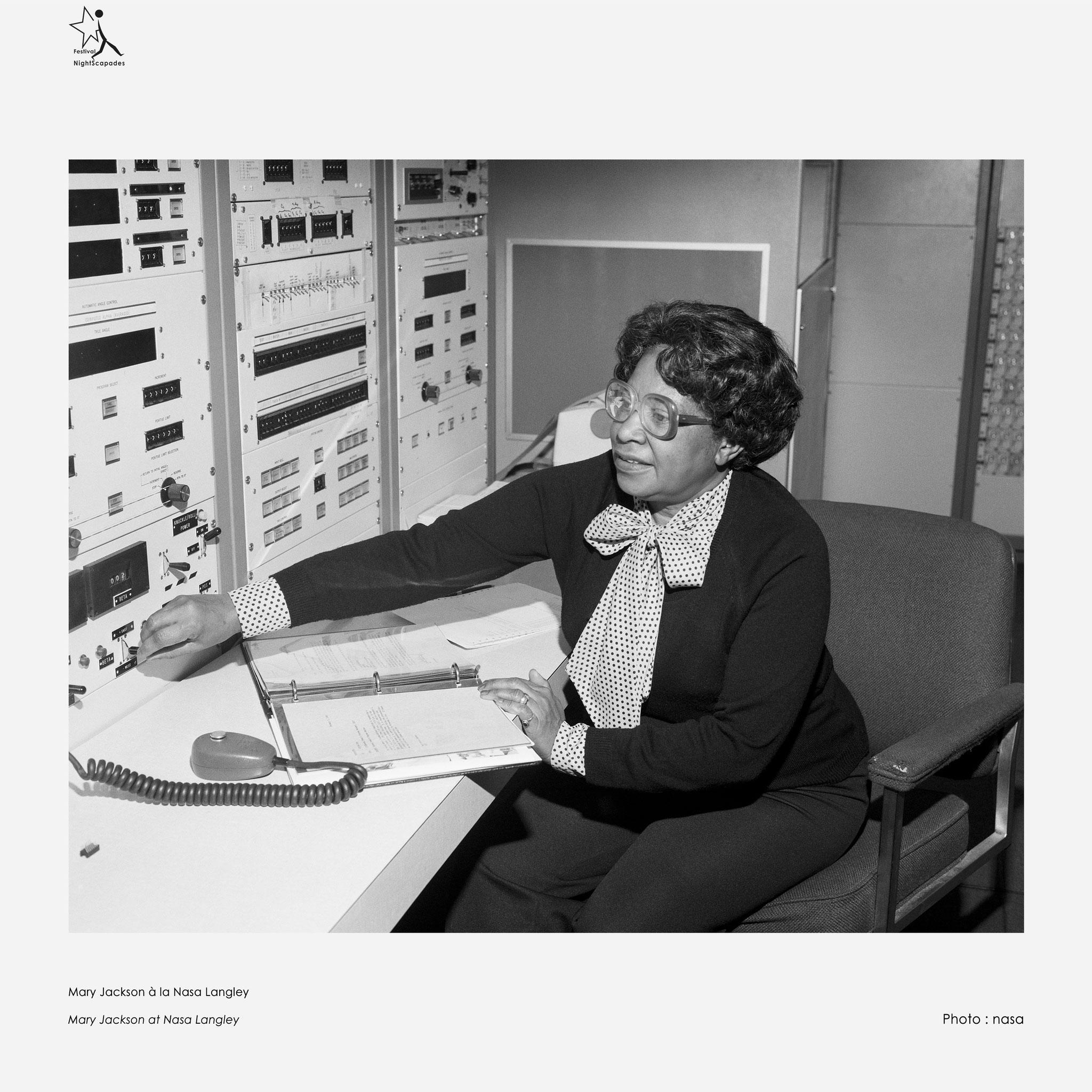 Mary Jackson à la NASA Langley n°1