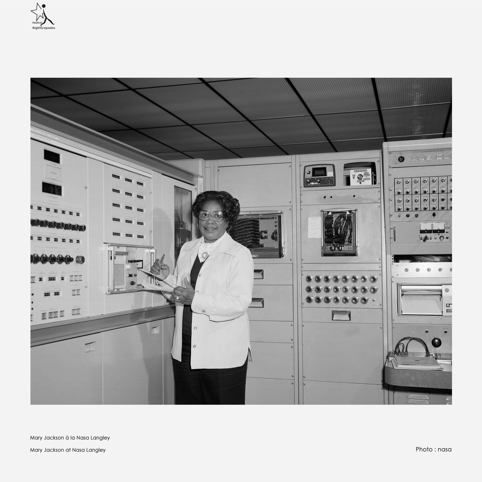 Mary Jackson à la NASA Langley n°2