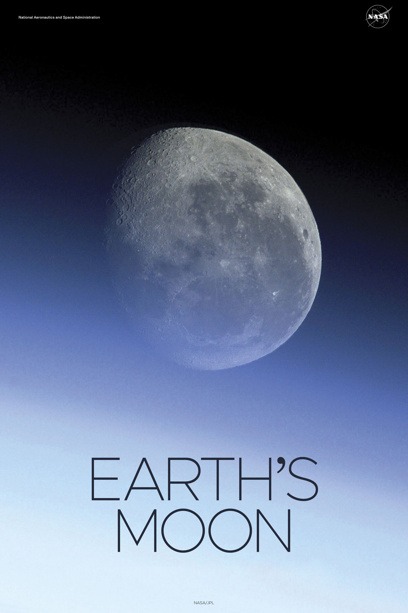 Earth's Moon n°2