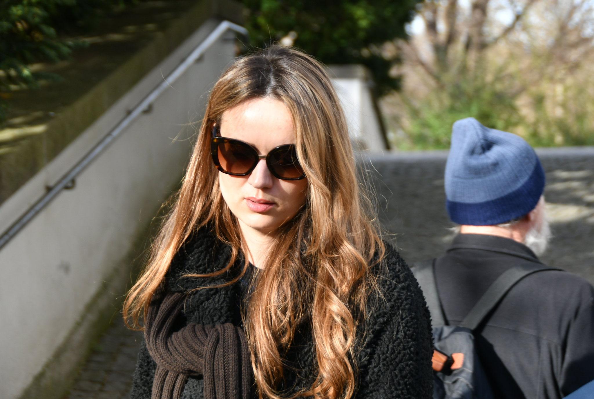 Lilliy Krug ( Tochter v. Veronika Ferres)
