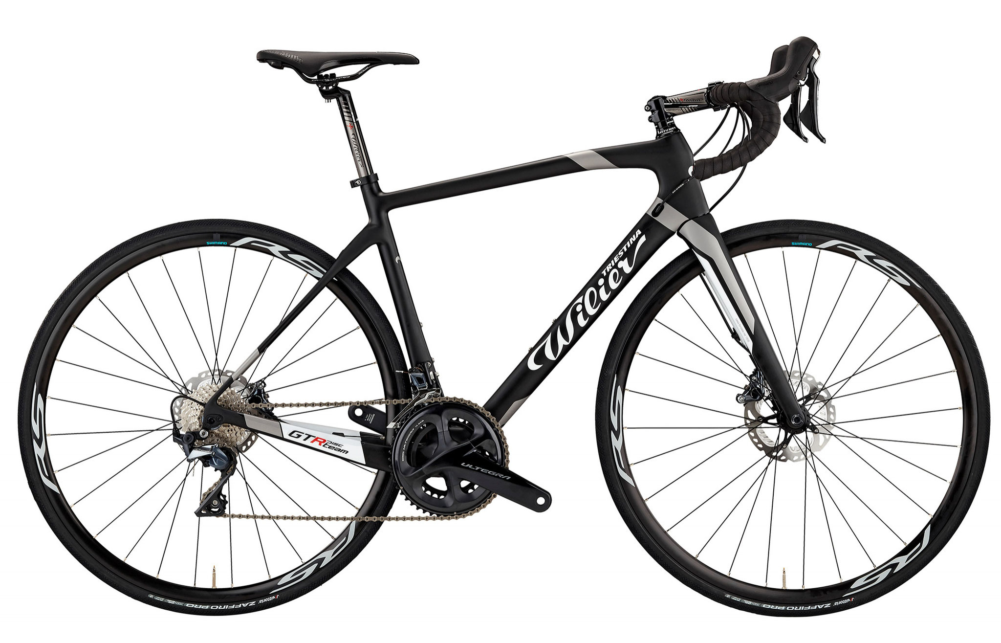 Wilier GTR Team Disc BLACK / WHITE MATT