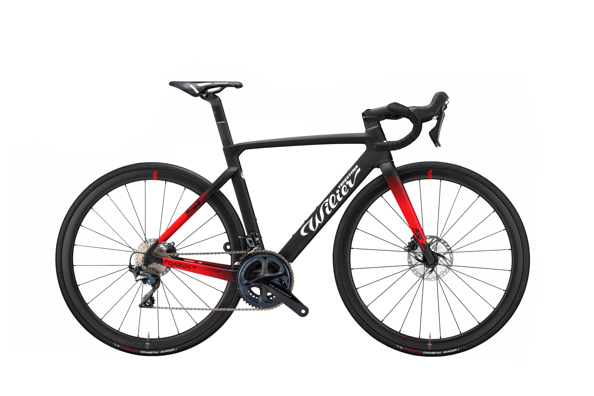 Wilier Cento10SL Black/Red