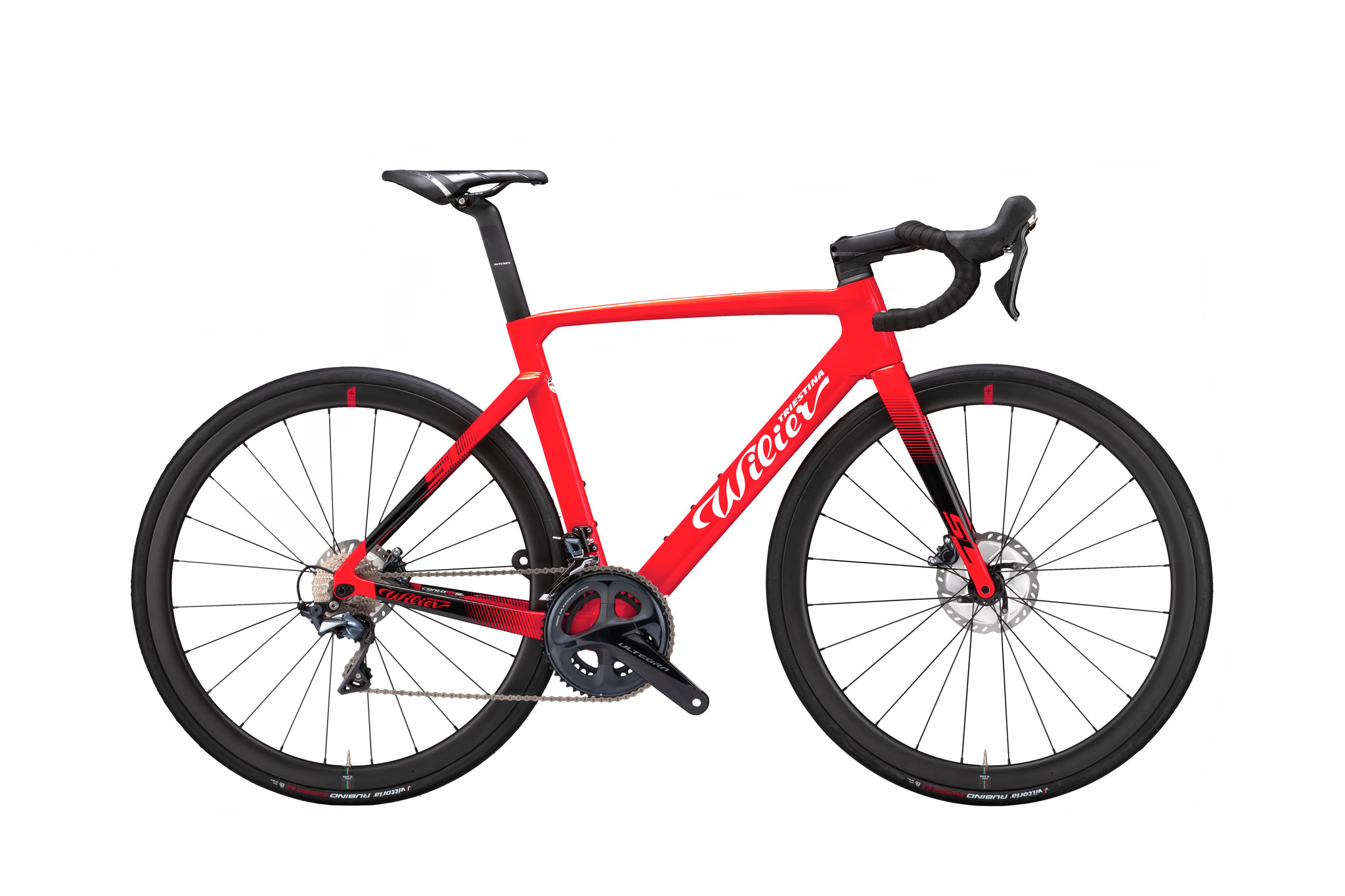 Wilier Cento10SL Red/Black