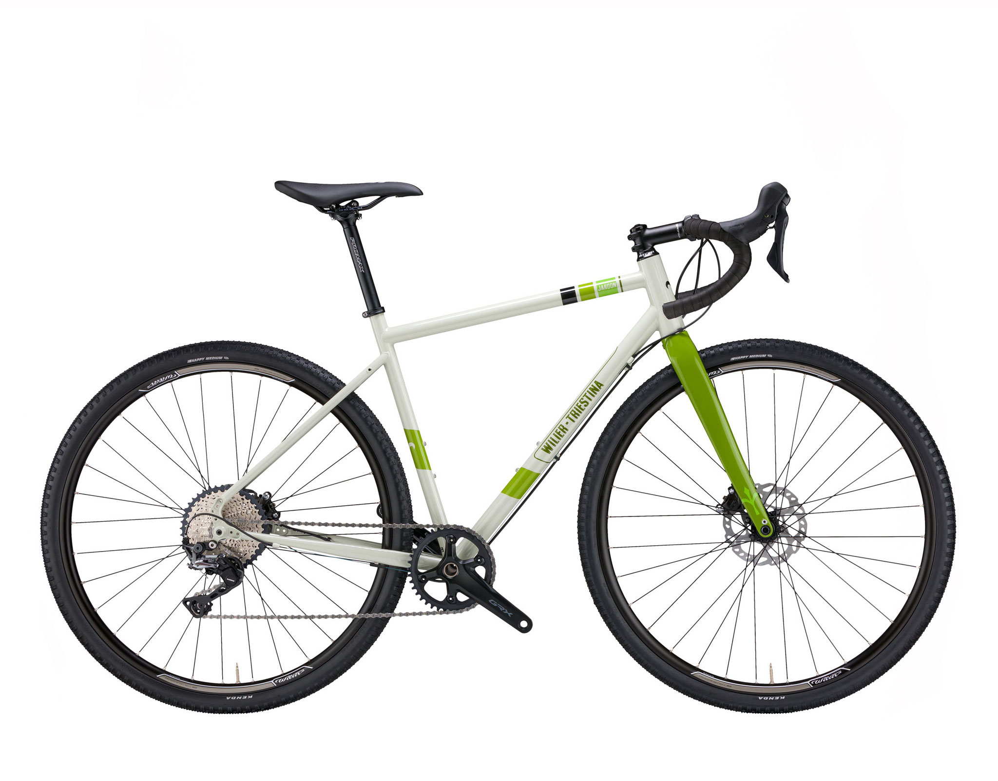 Wilier JAROON SPRING GREY GLOSSY